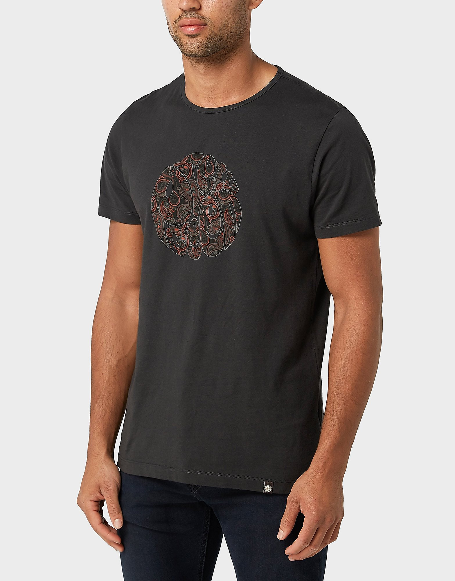 Pretty Green Turner Logo T-Shirt