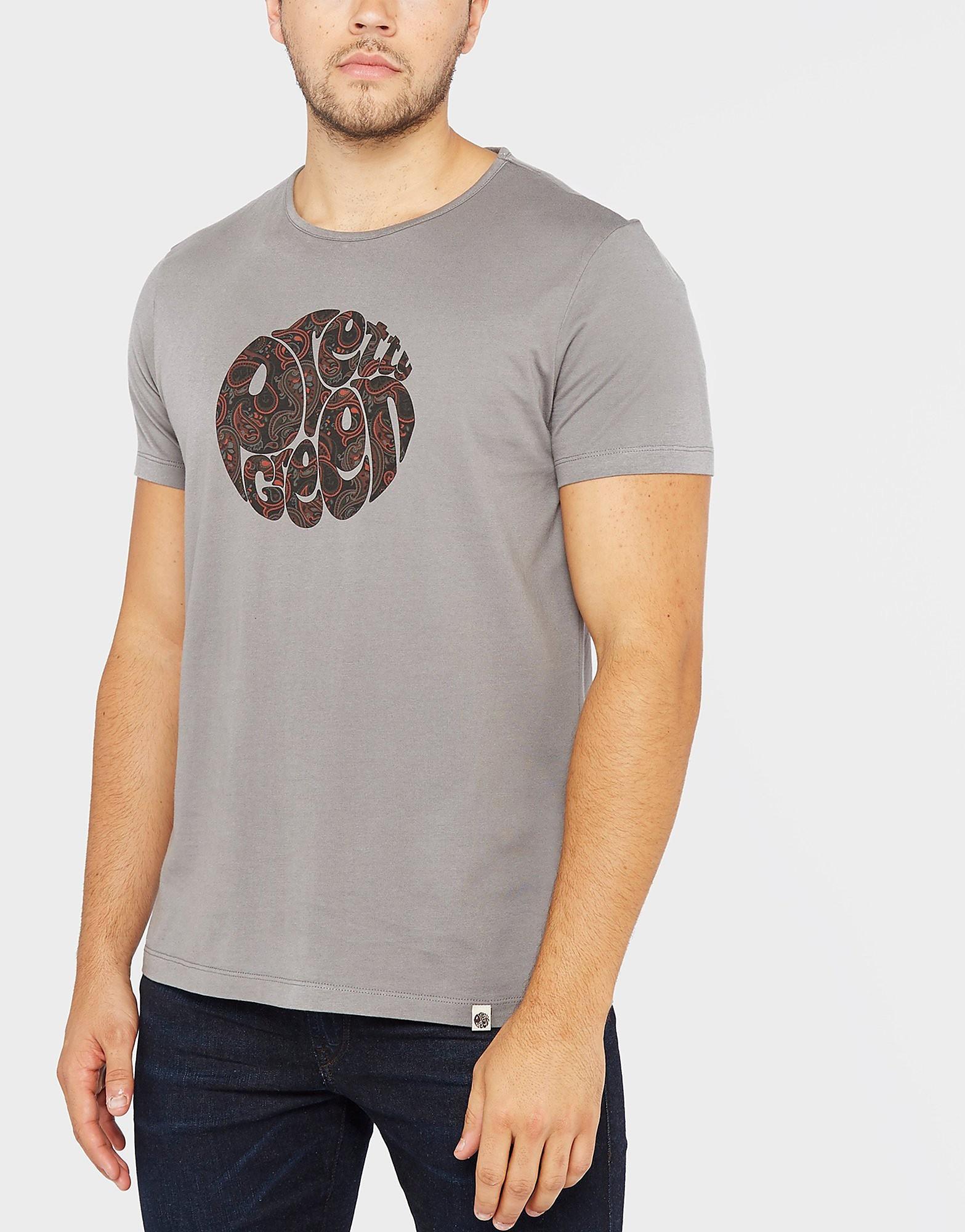 Pretty Green Turner Logo T-Shirt