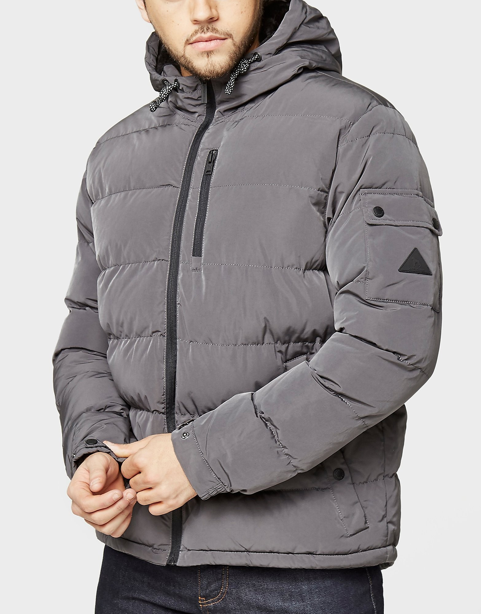 One True Saxon Bubble jacket - Exclusive
