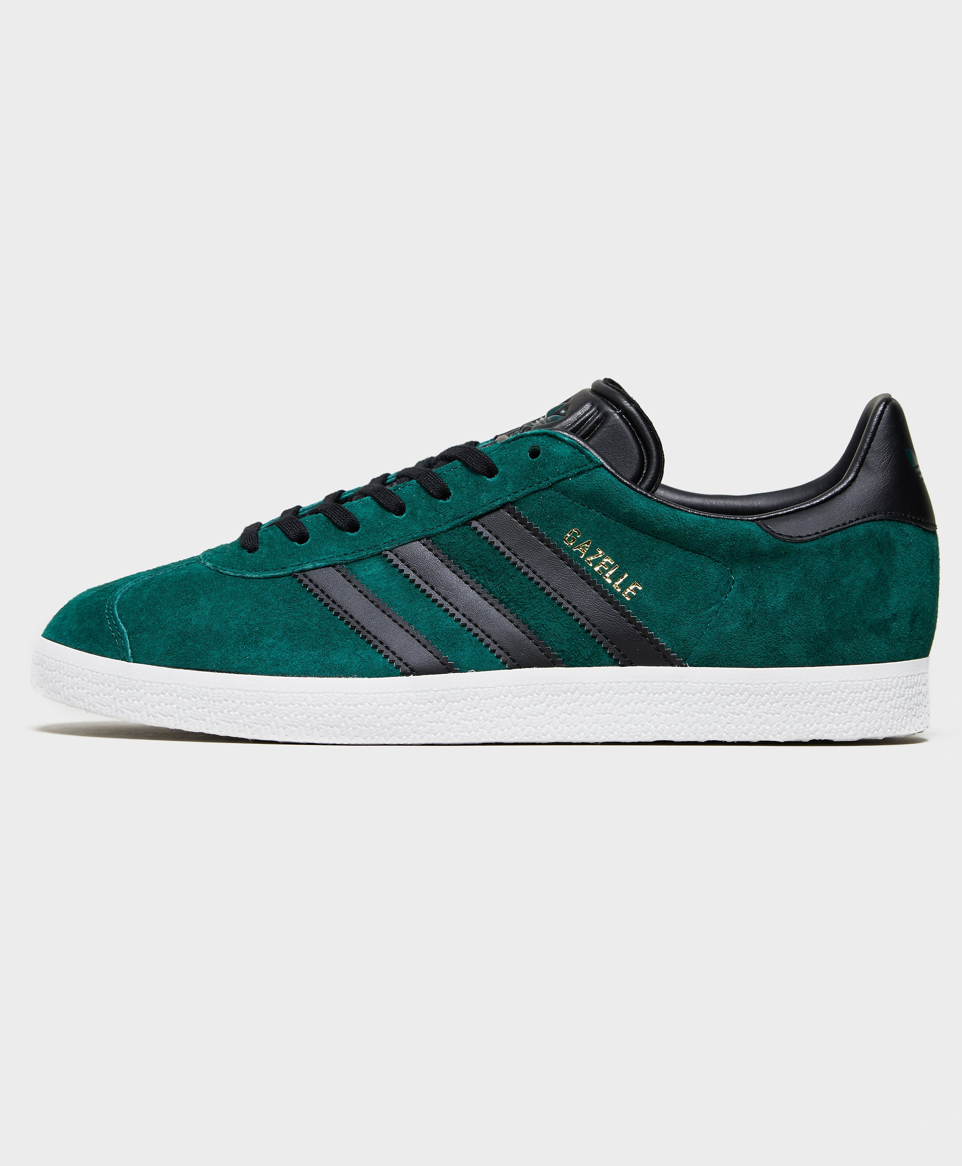 adidas Originals Gazelle  GreenBlack GreenBlack