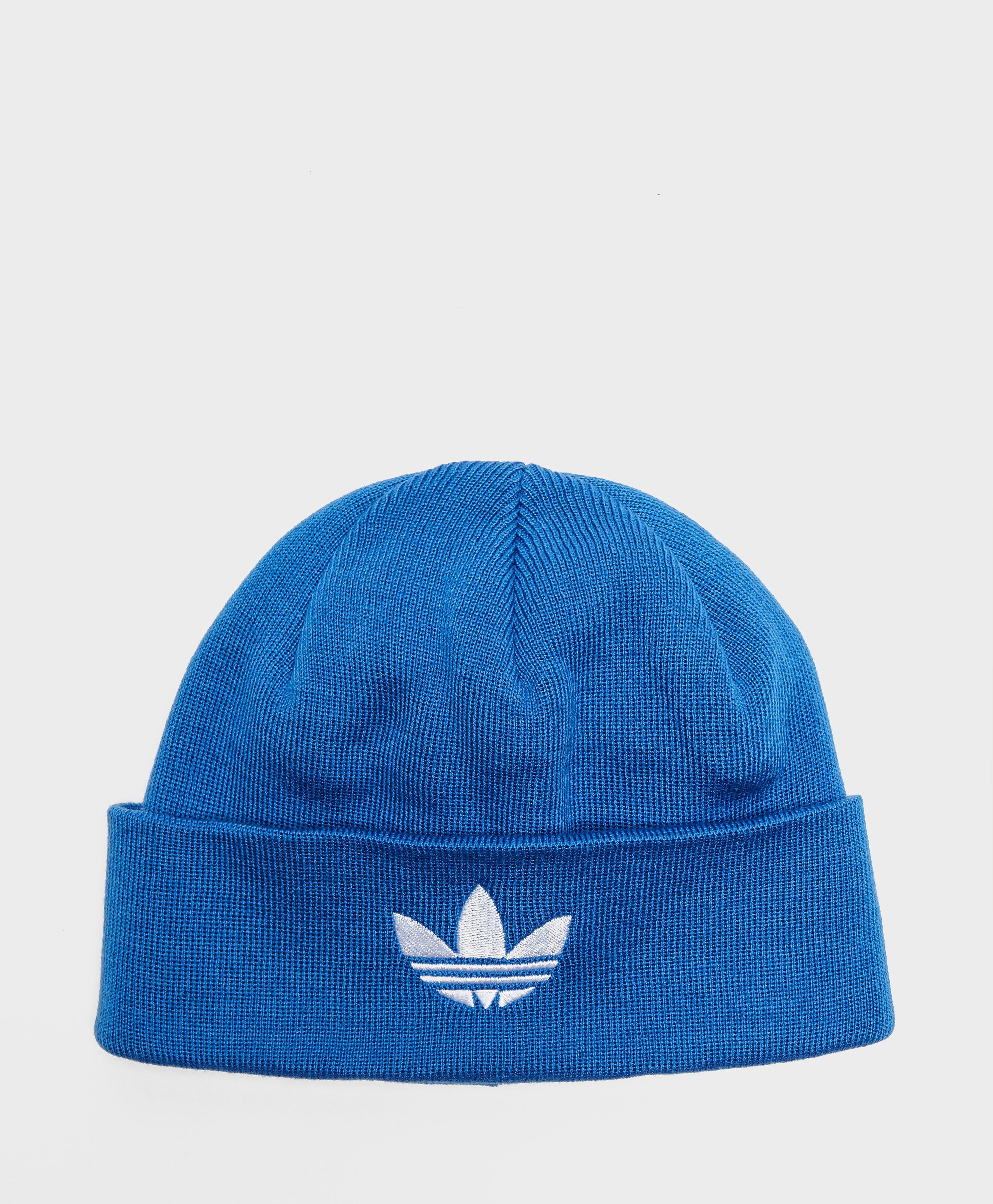 adidas Originals Trefoil Beanie  Blue Blue