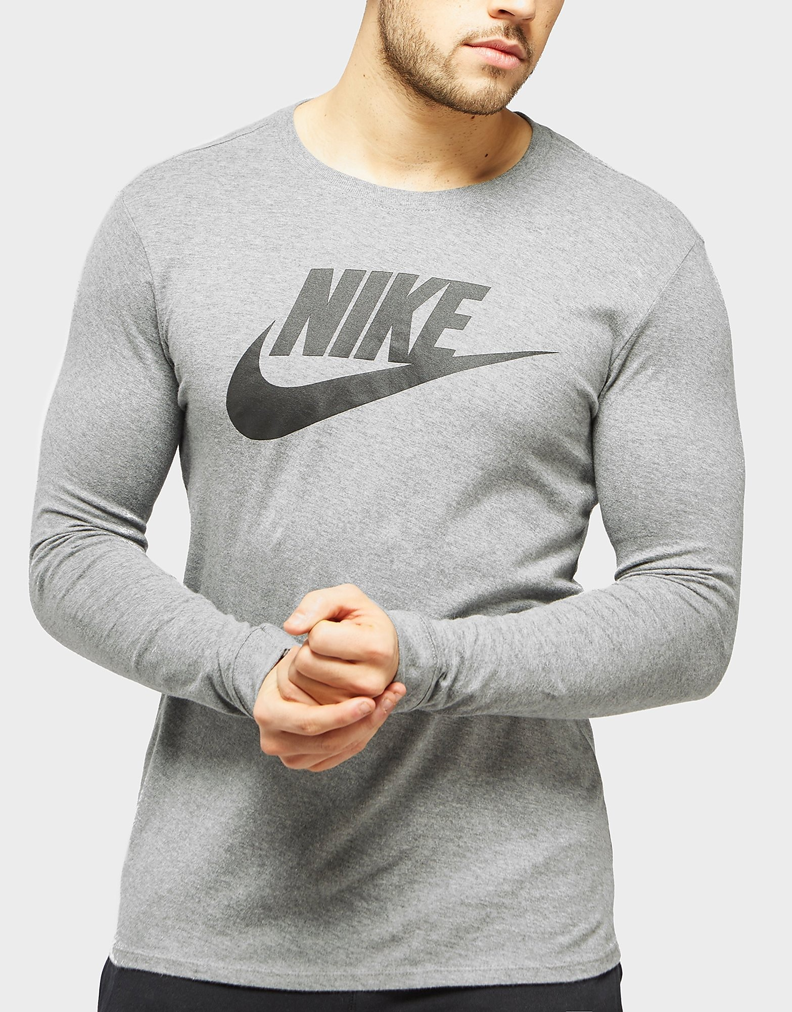 Nike Long-Sleeved Futura T-Shirt