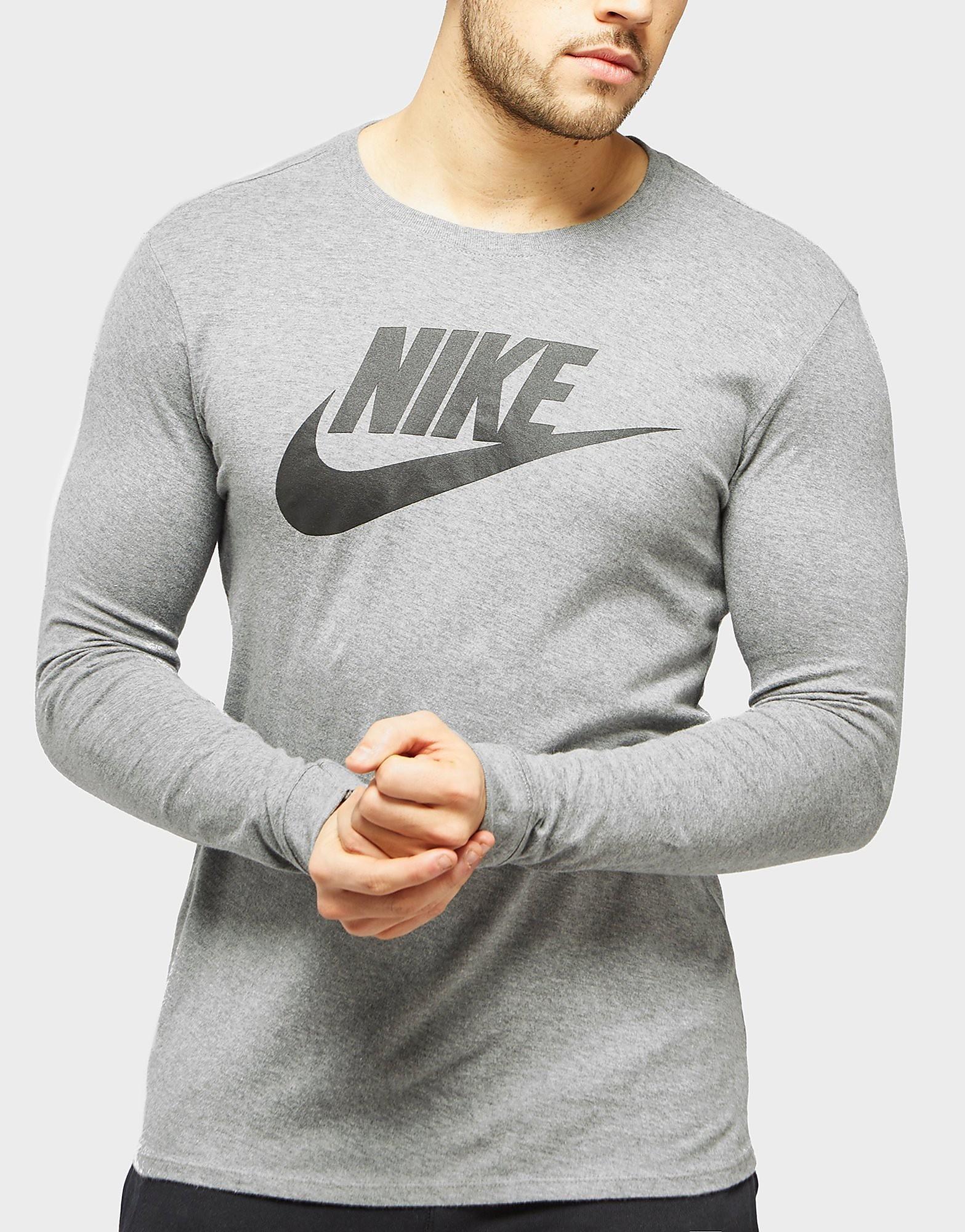 Nike Long-Sleeved Futura T-Shirt