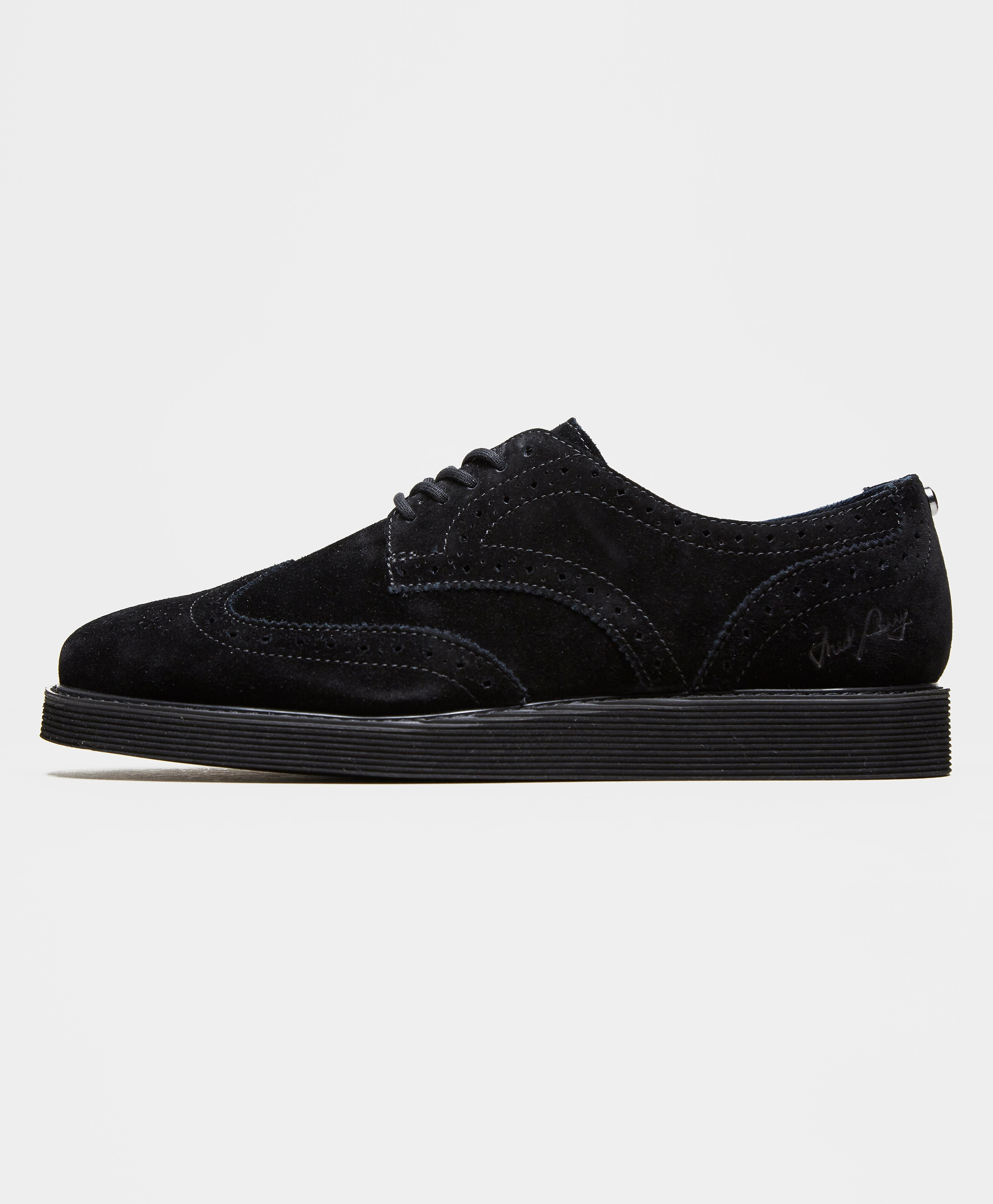 Fred Perry Newburgh Brogue Shoes