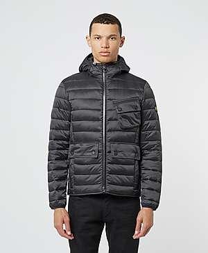 407ee080b42f Barbour International Ouston Hood Padded Jacket ...