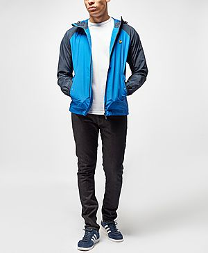 Lyle & Scott Raglan Festival Jacket