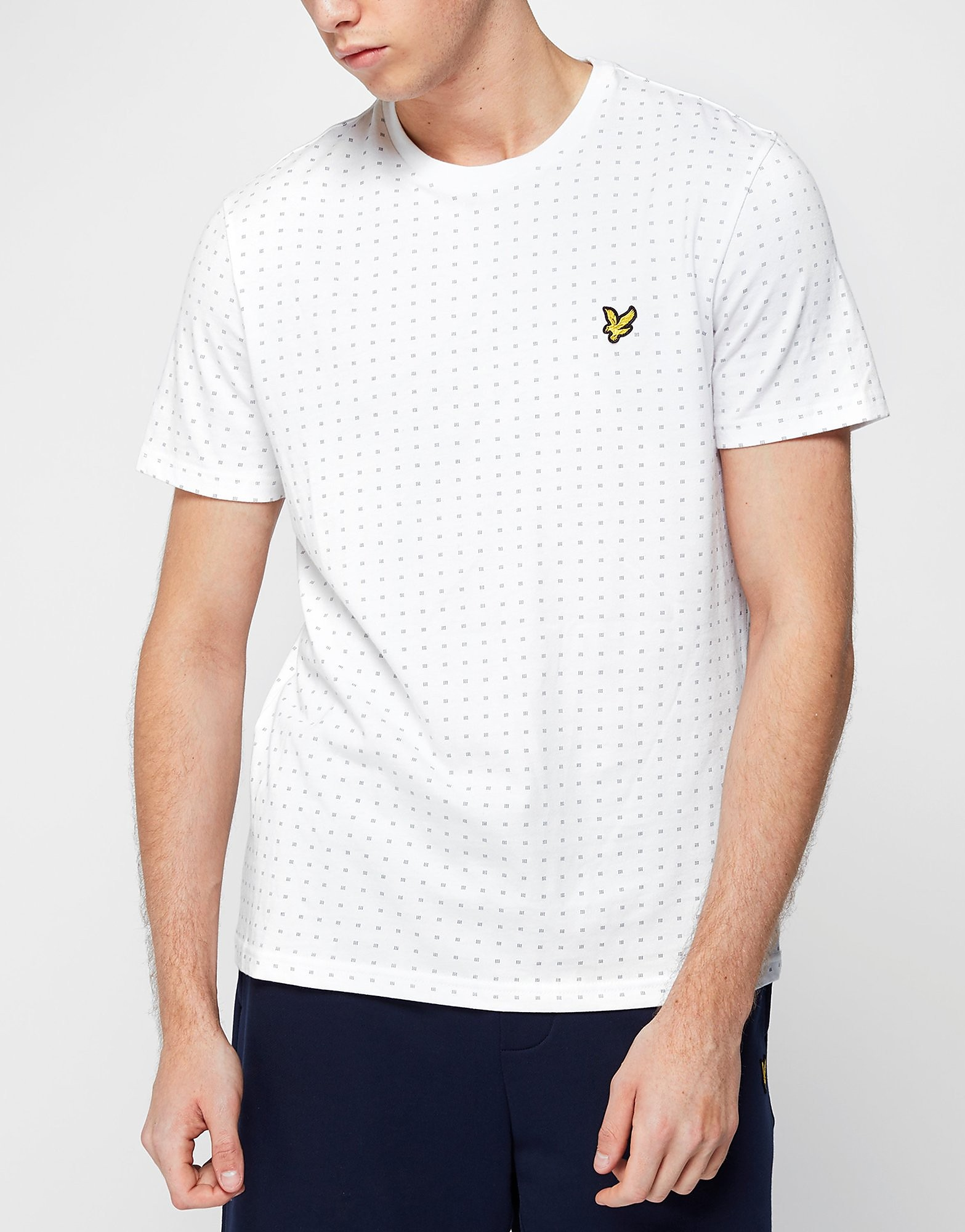 Lyle & Scott Square Dot T-Shirt
