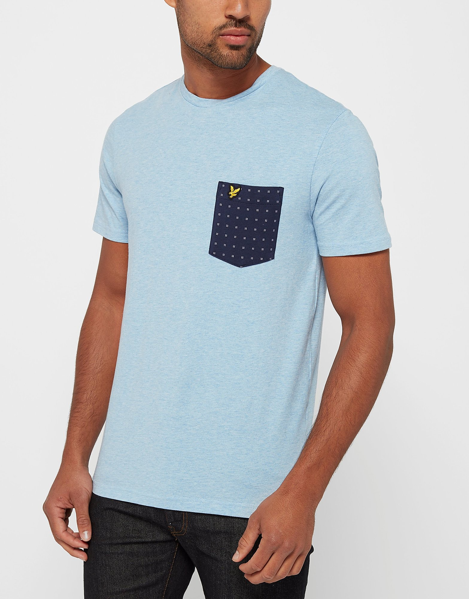 Lyle & Scott Square Dot Pocket T-Shirt