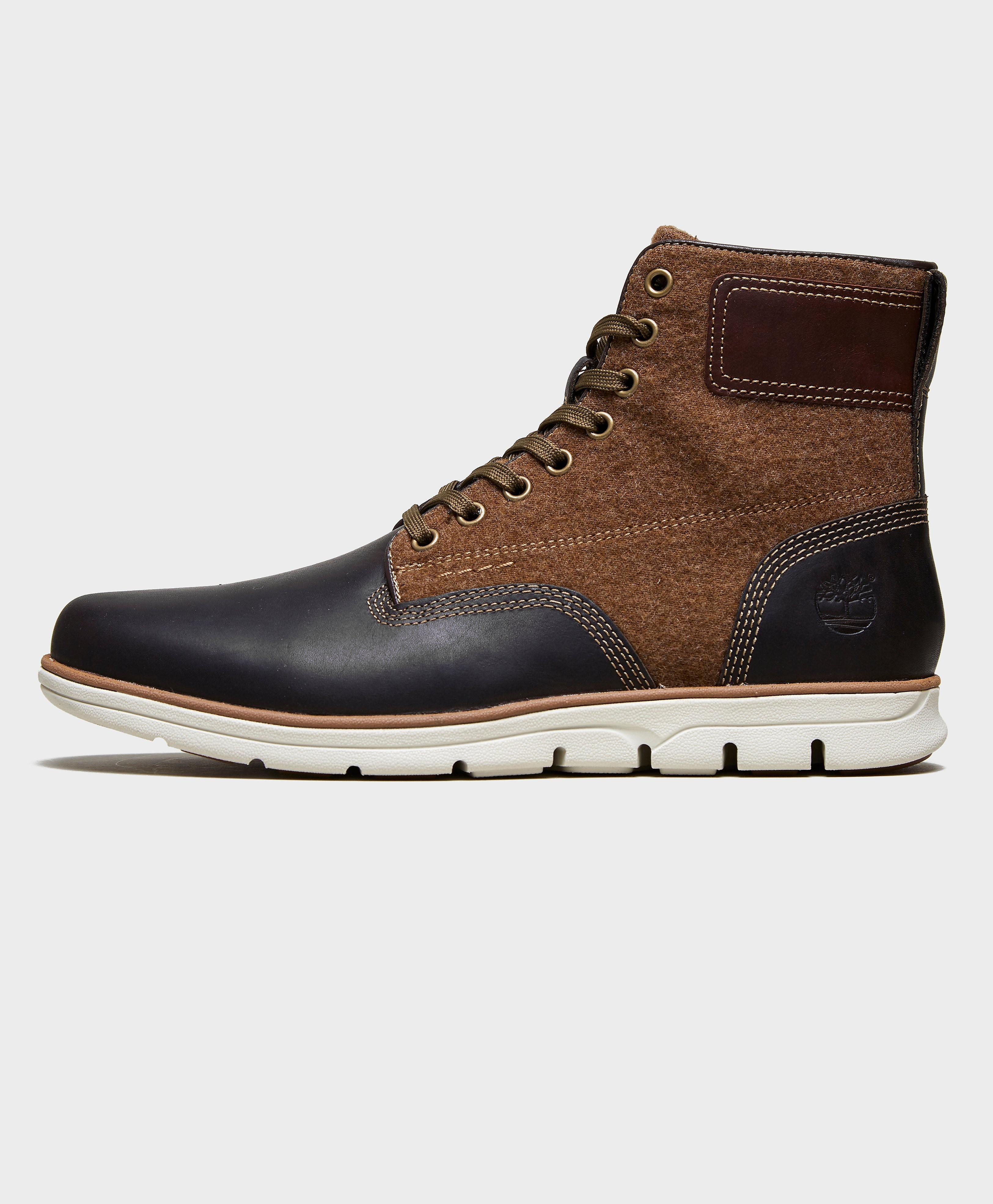 Timberland Bradstreet Mix Chukka Boot