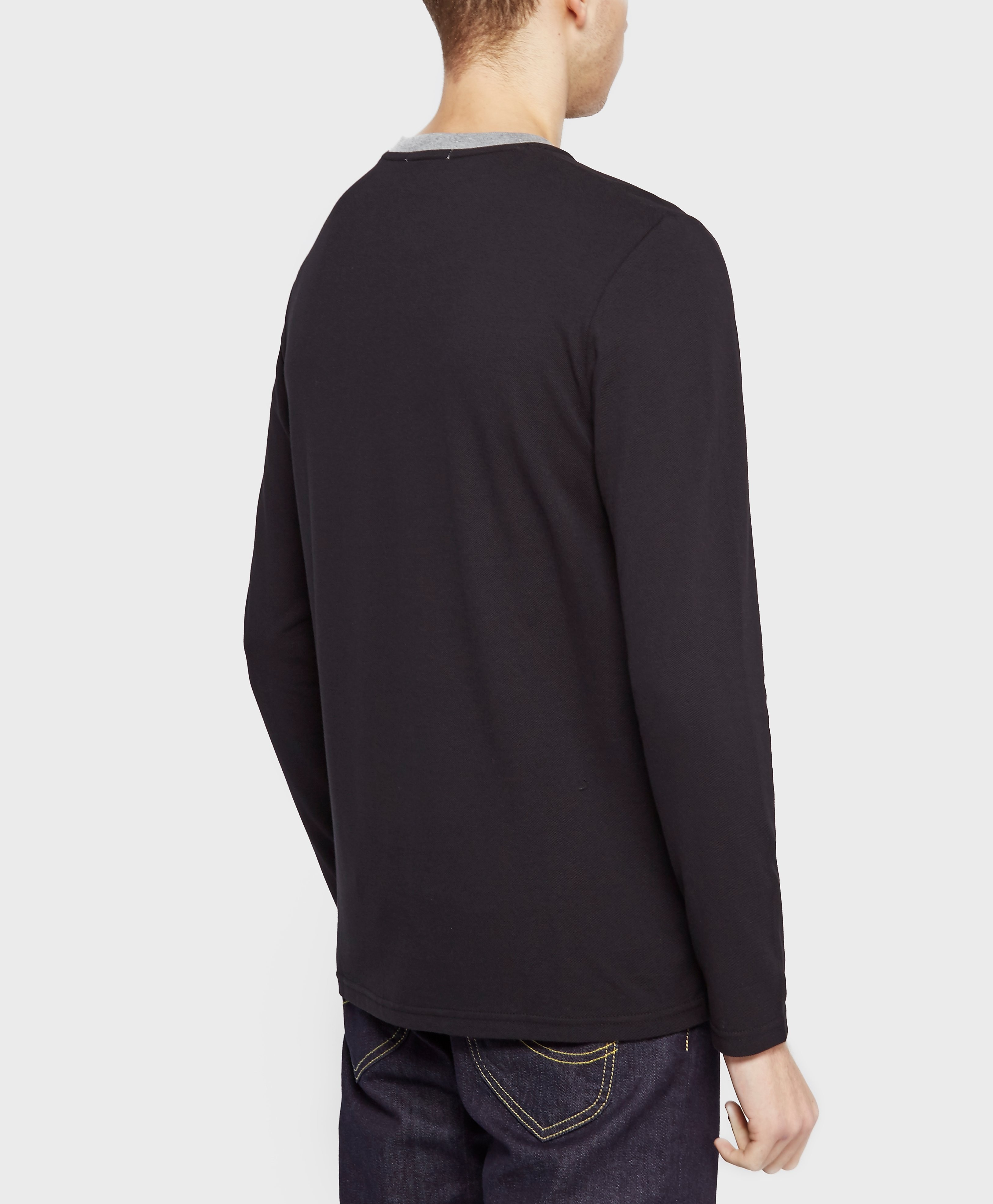 Fred Perry Long Sleeve T-Shirt - Exclusive