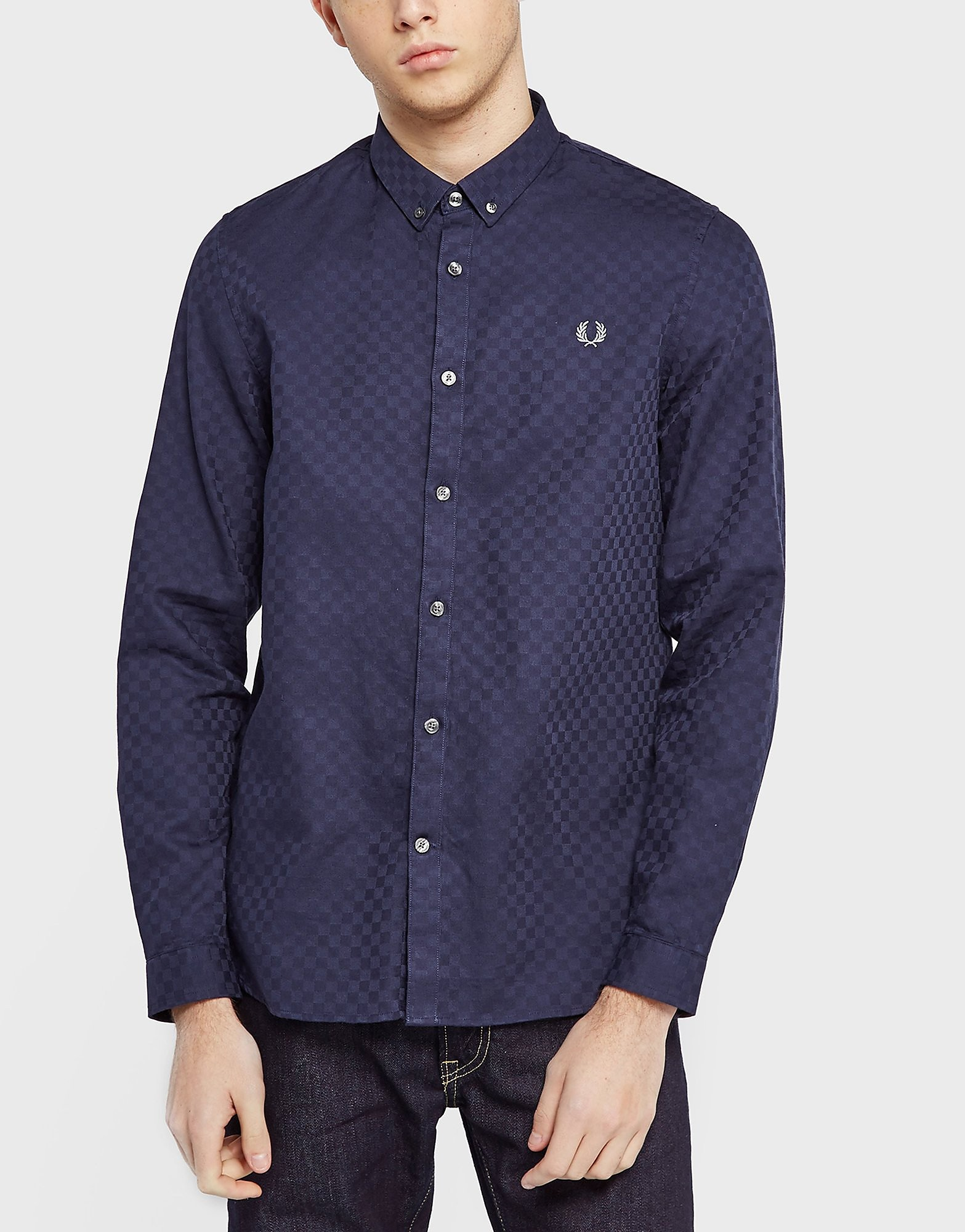 Fred Perry Chequerboard Shirt