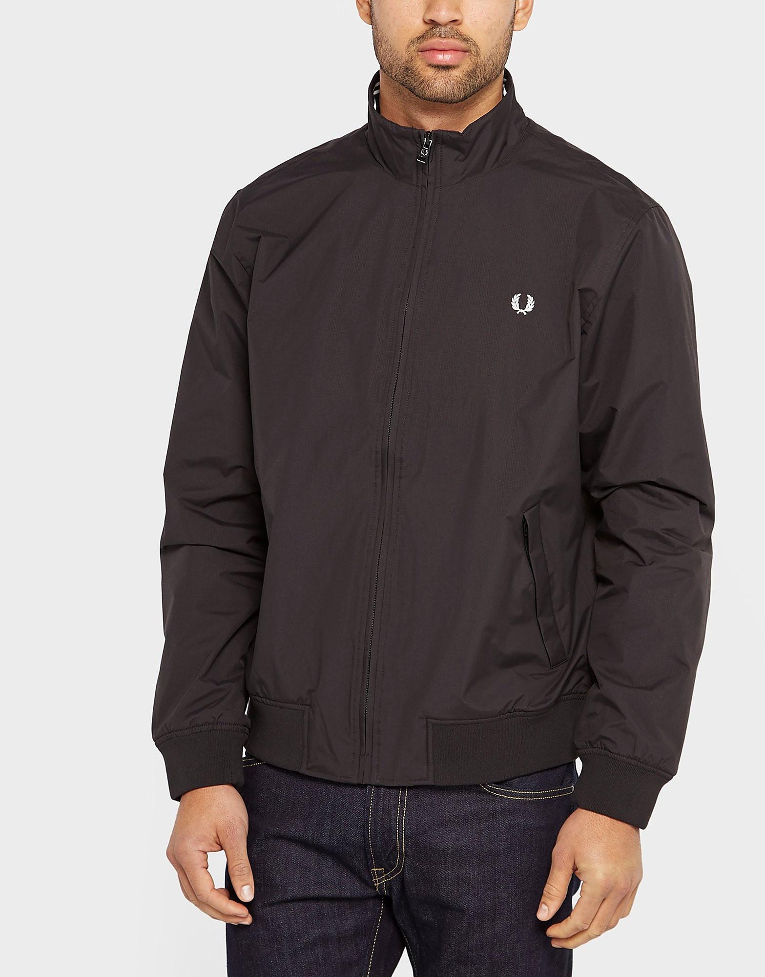 Fred Perry Brentham Jacket  BLKBLK BLKBLK