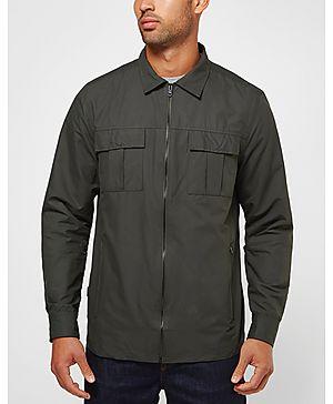 One True Saxon Zip Up Shirt - Exclusive