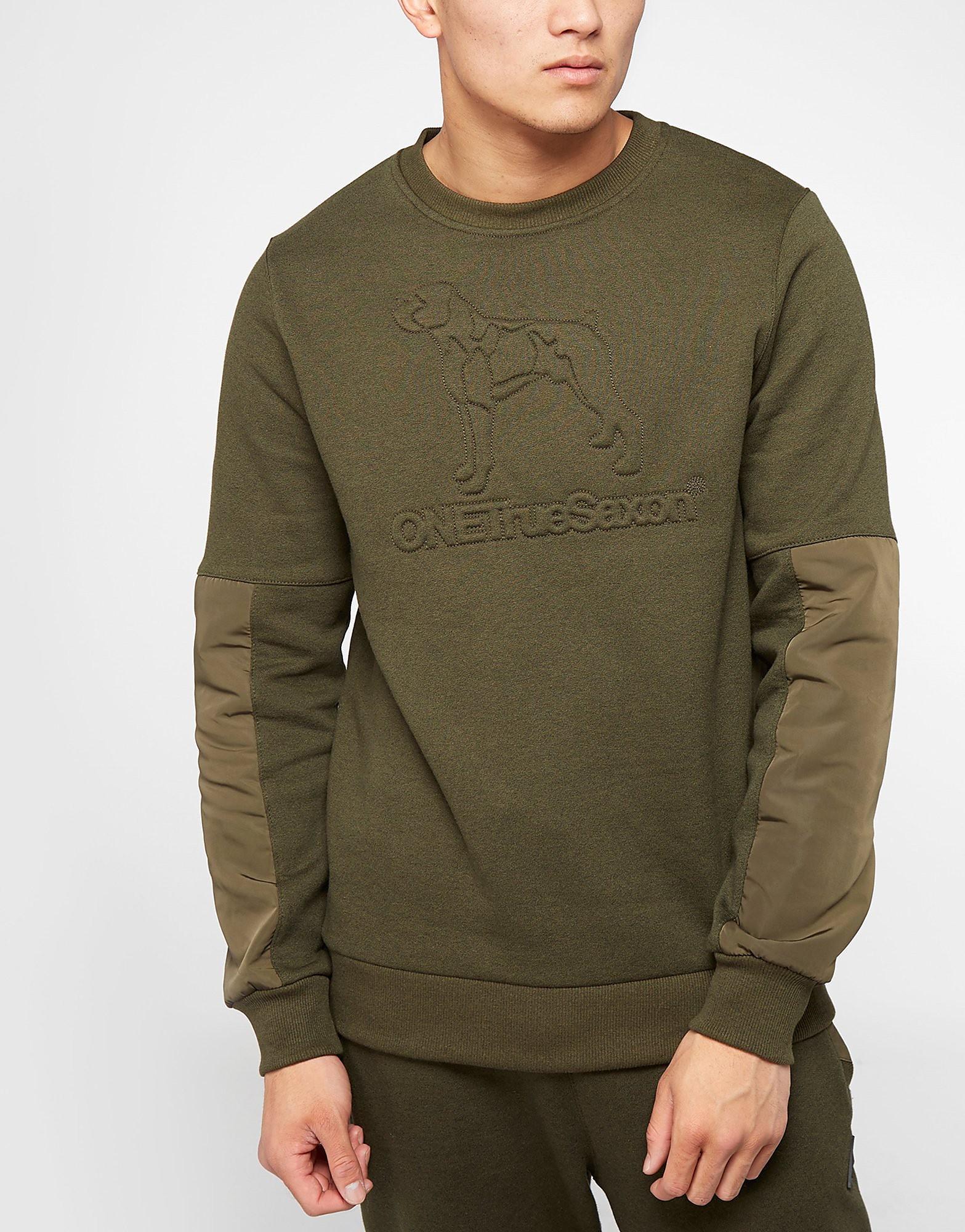 One True Saxon Macomb Crew Sweatshirt - Exclusive