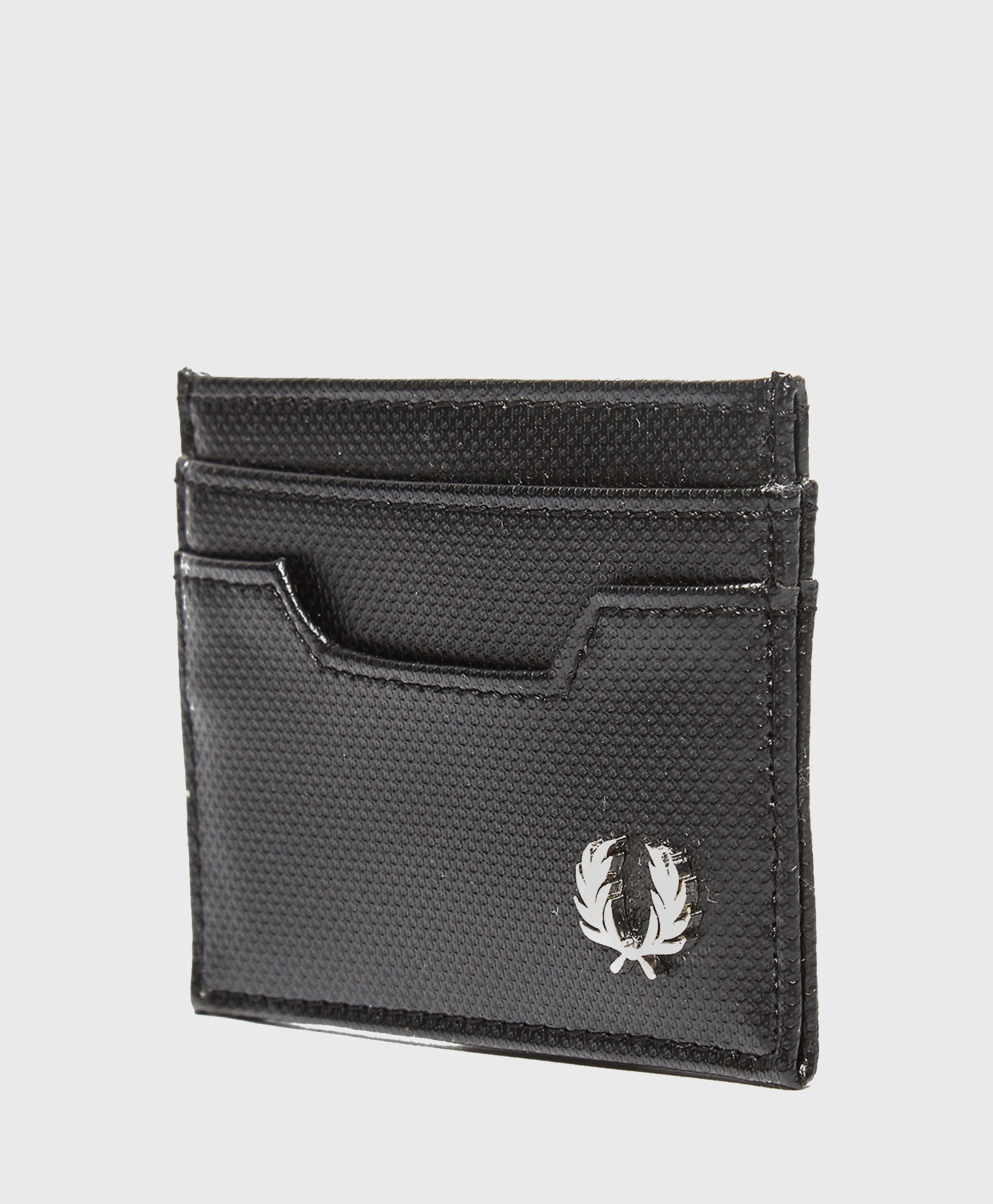Fred Perry Pique Card Holder