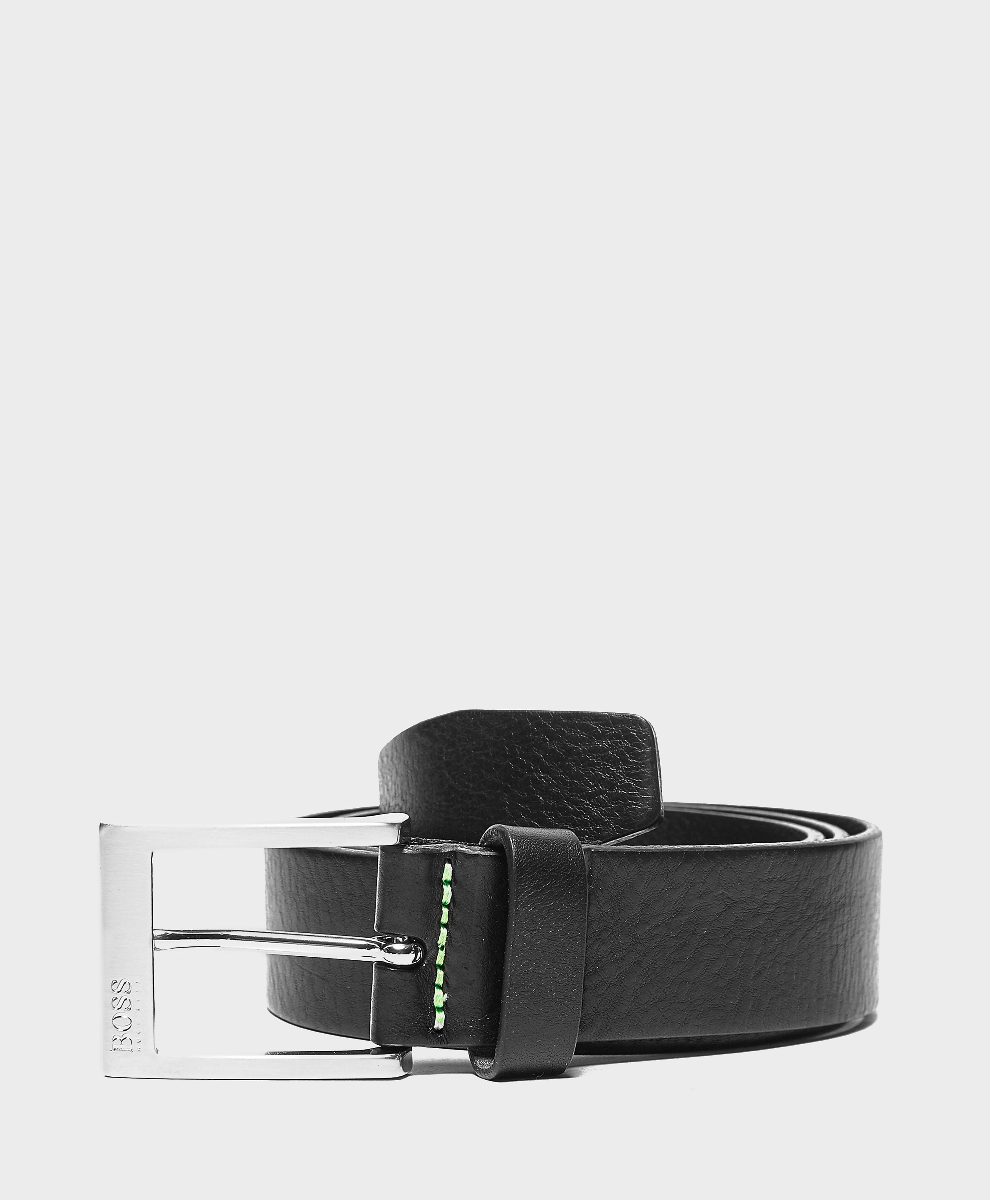 BOSS Green Tex Logo Belt