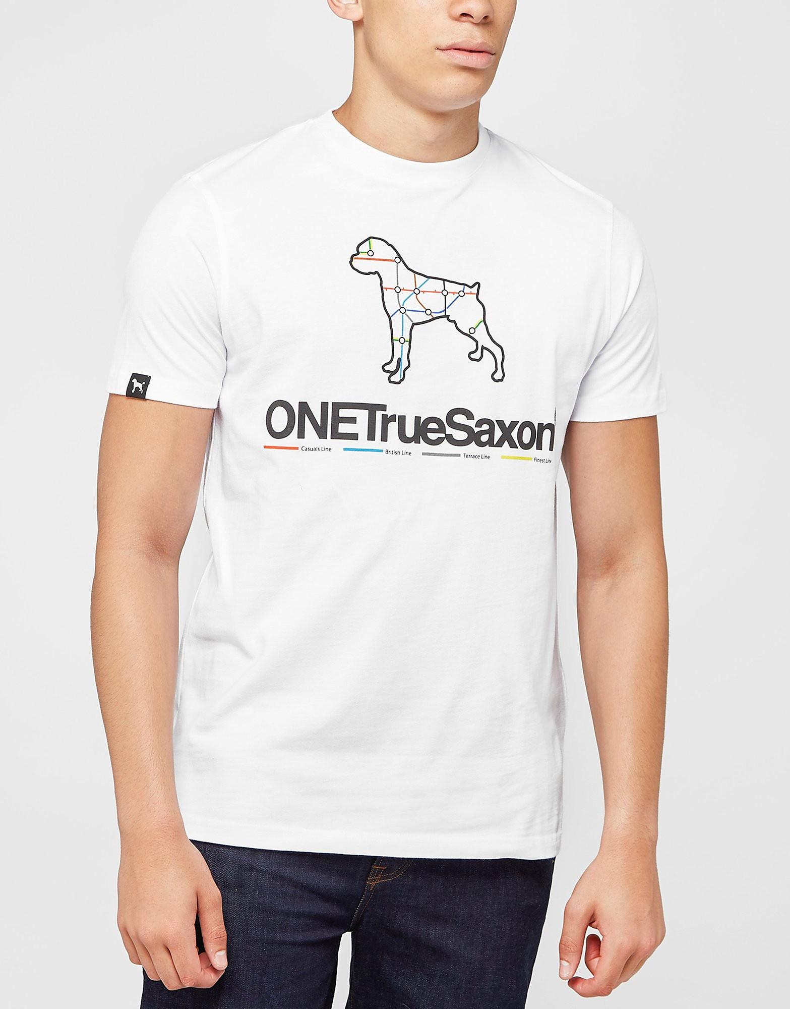 One True Saxon Station T-Shirt - Exclusive