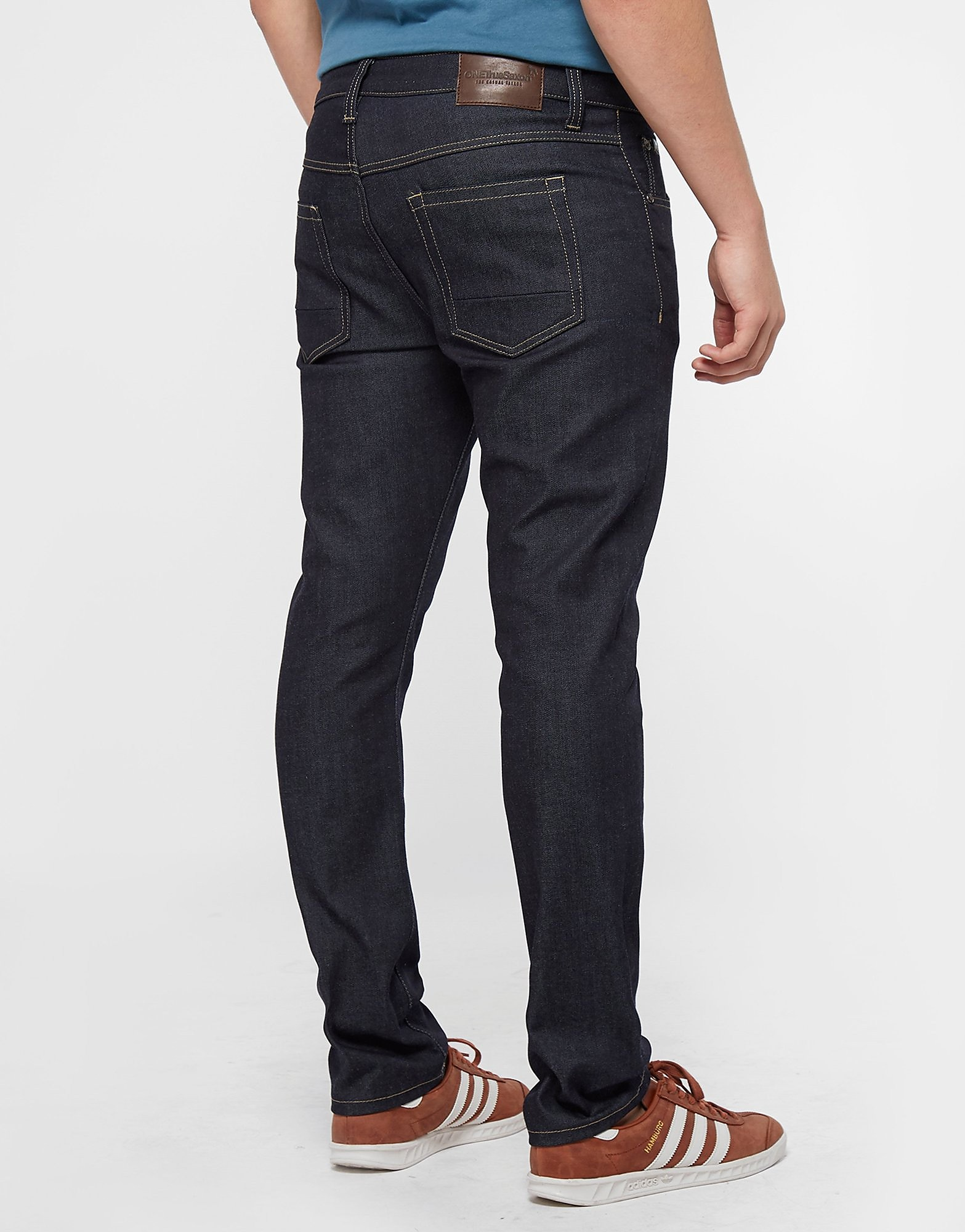 One True Saxon Tapered Jeans - Exclusive