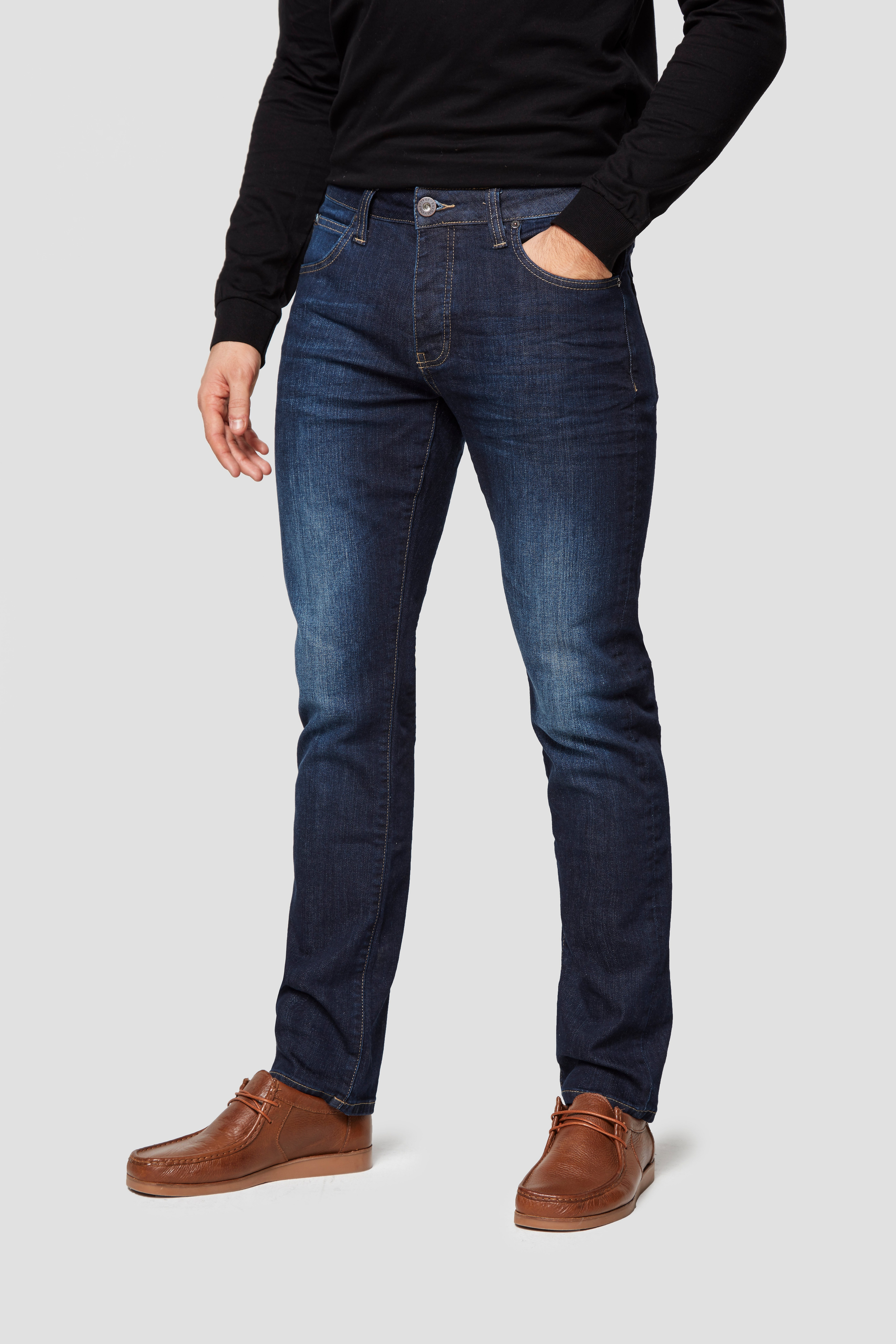 One True Saxon Tapered Jean - Exclusive