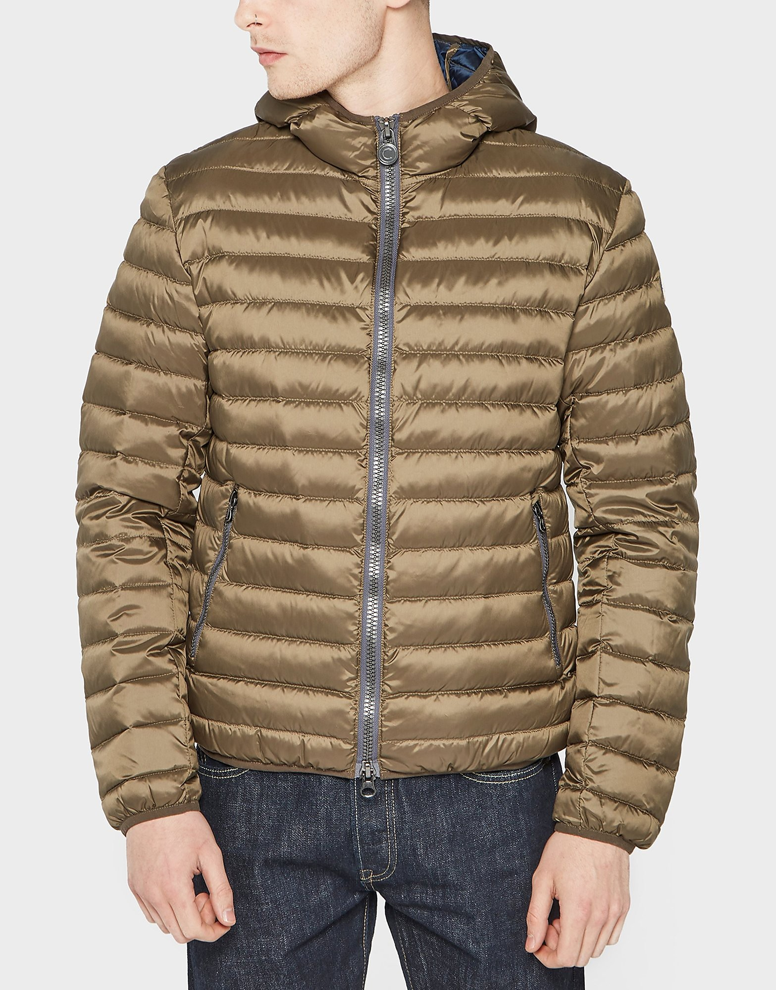 Colmar Lightweight Hooded Bubble Jacket