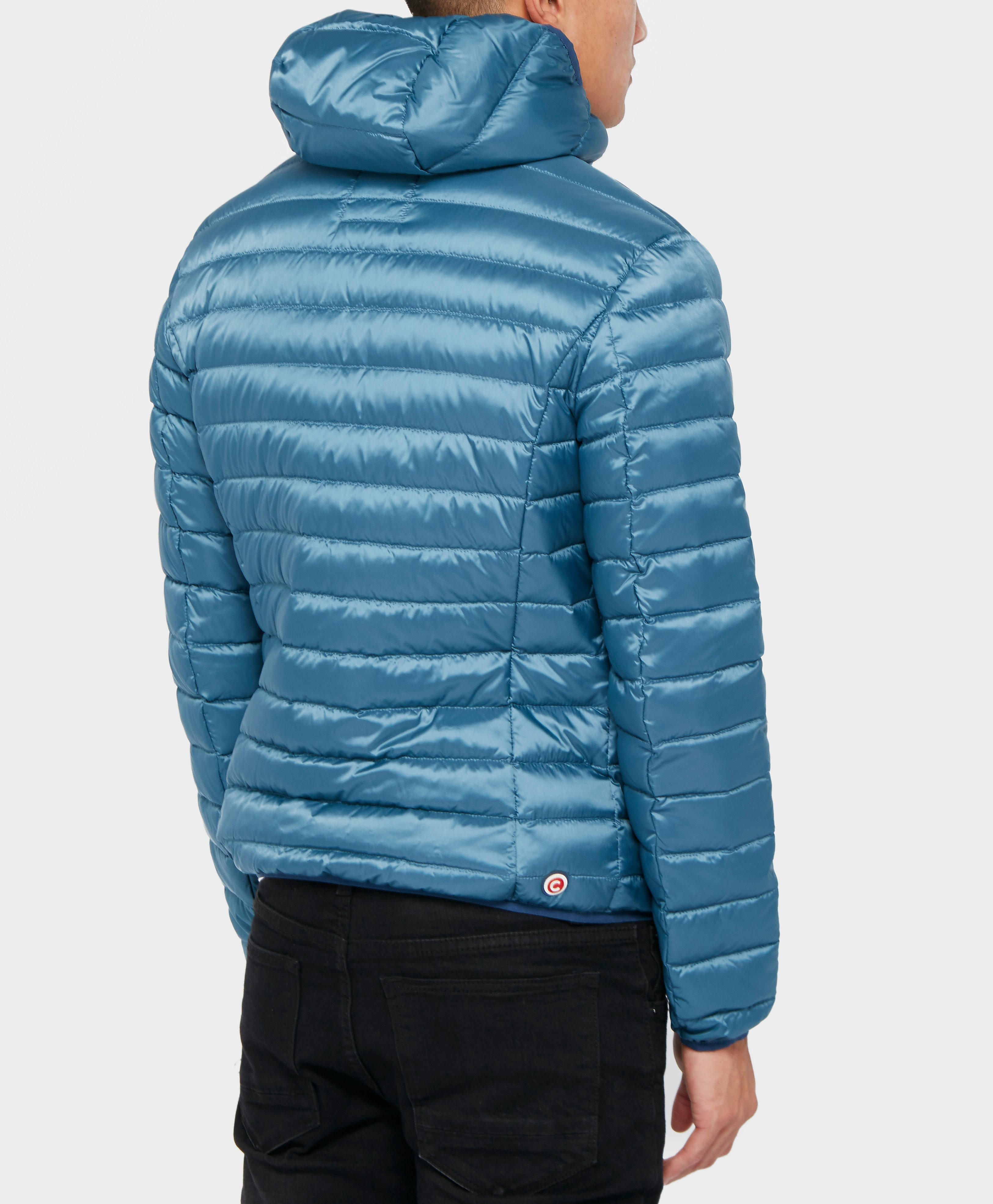 Colmar Lightweight Hooded Bubble Jacket