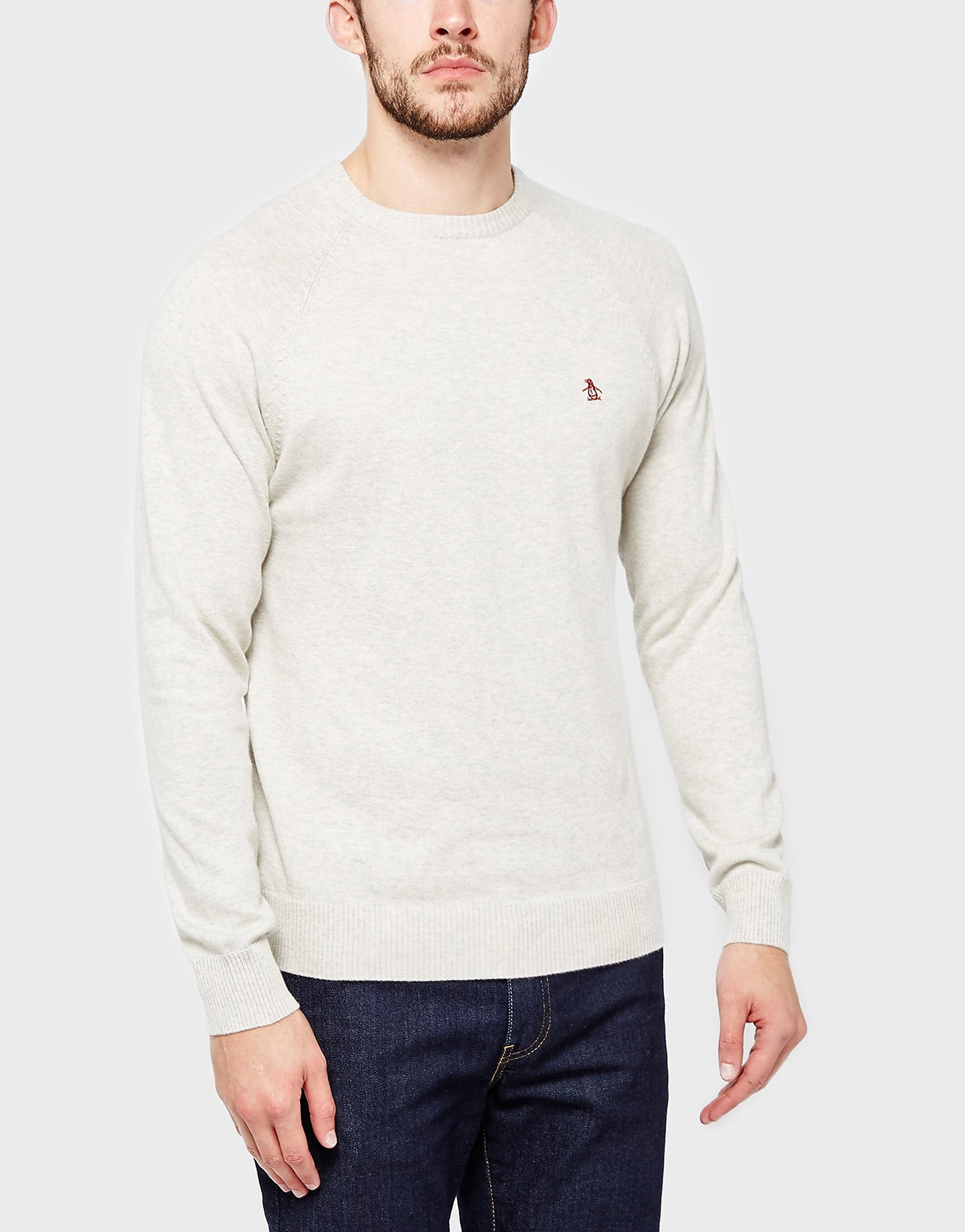 Original Penguin Crew Knit