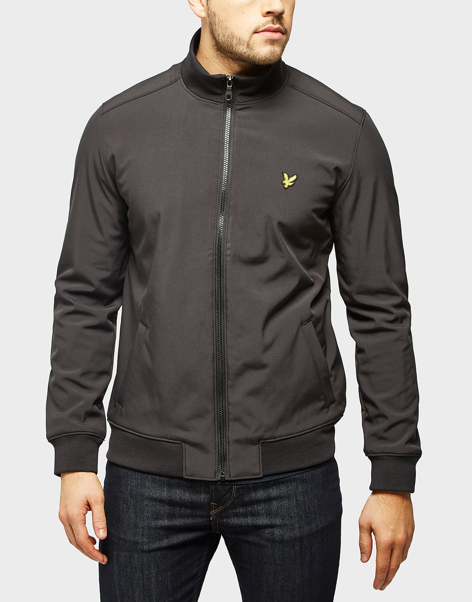 Lyle & Scott Soft Shell Lightweight Jacket