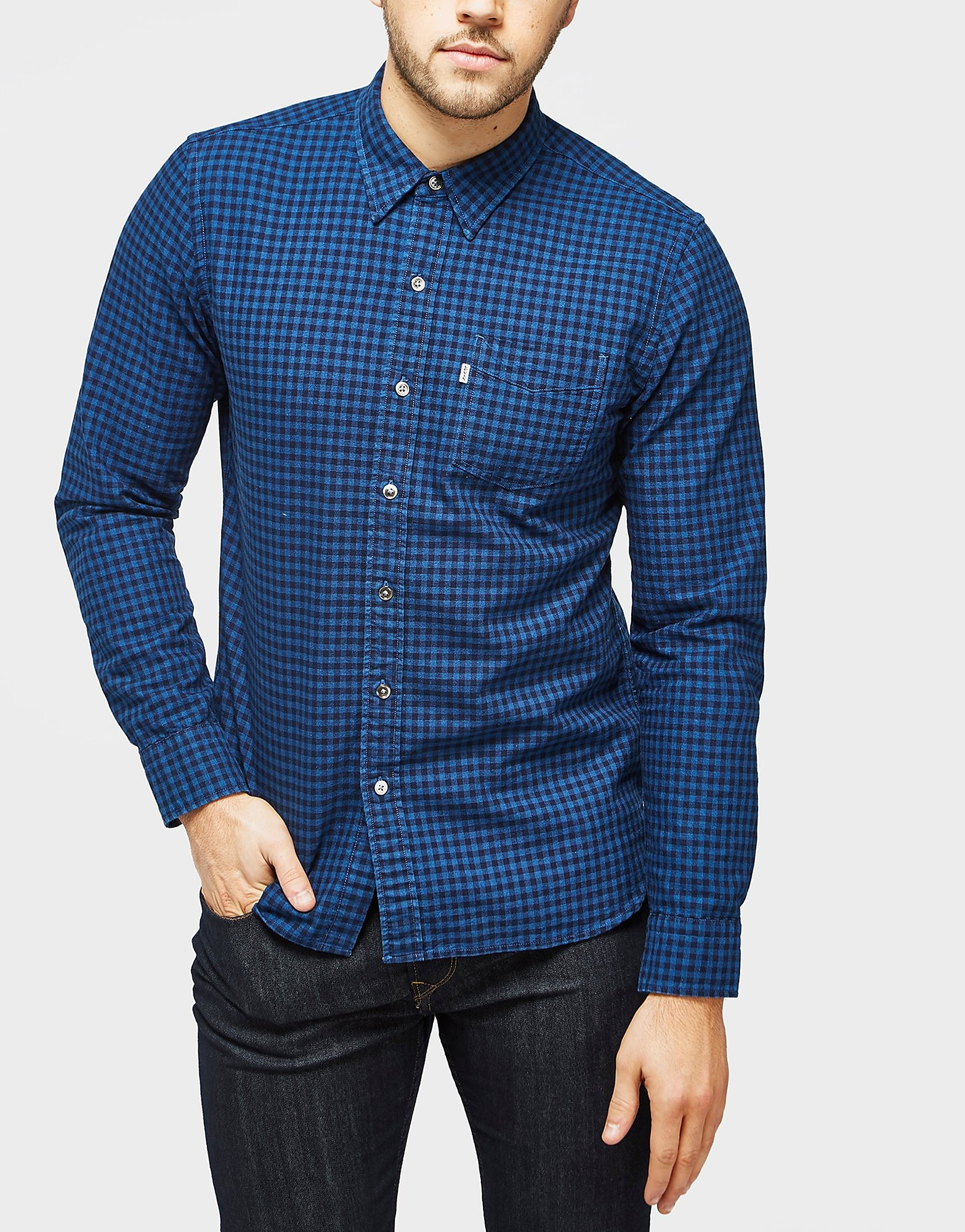 Levis Sunset Check Shirt