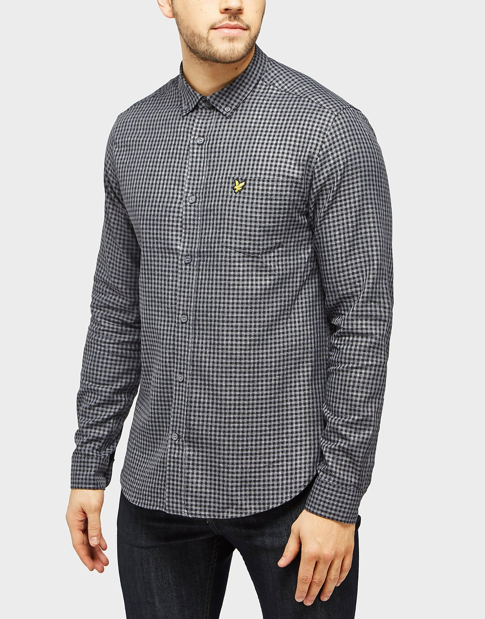 Lyle & Scott Mouline Gingham Shirt