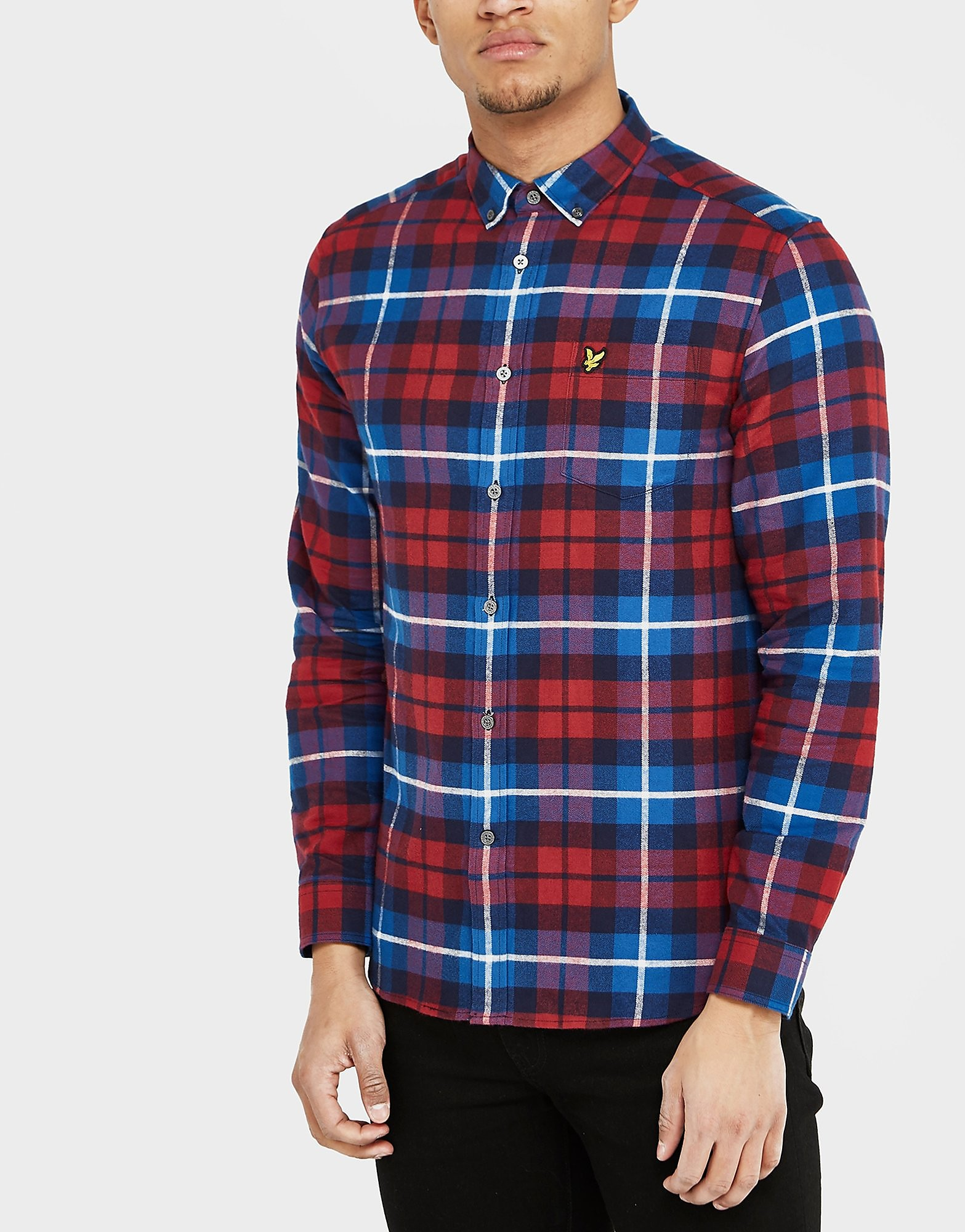Lyle & Scott Flanel Check Shirt