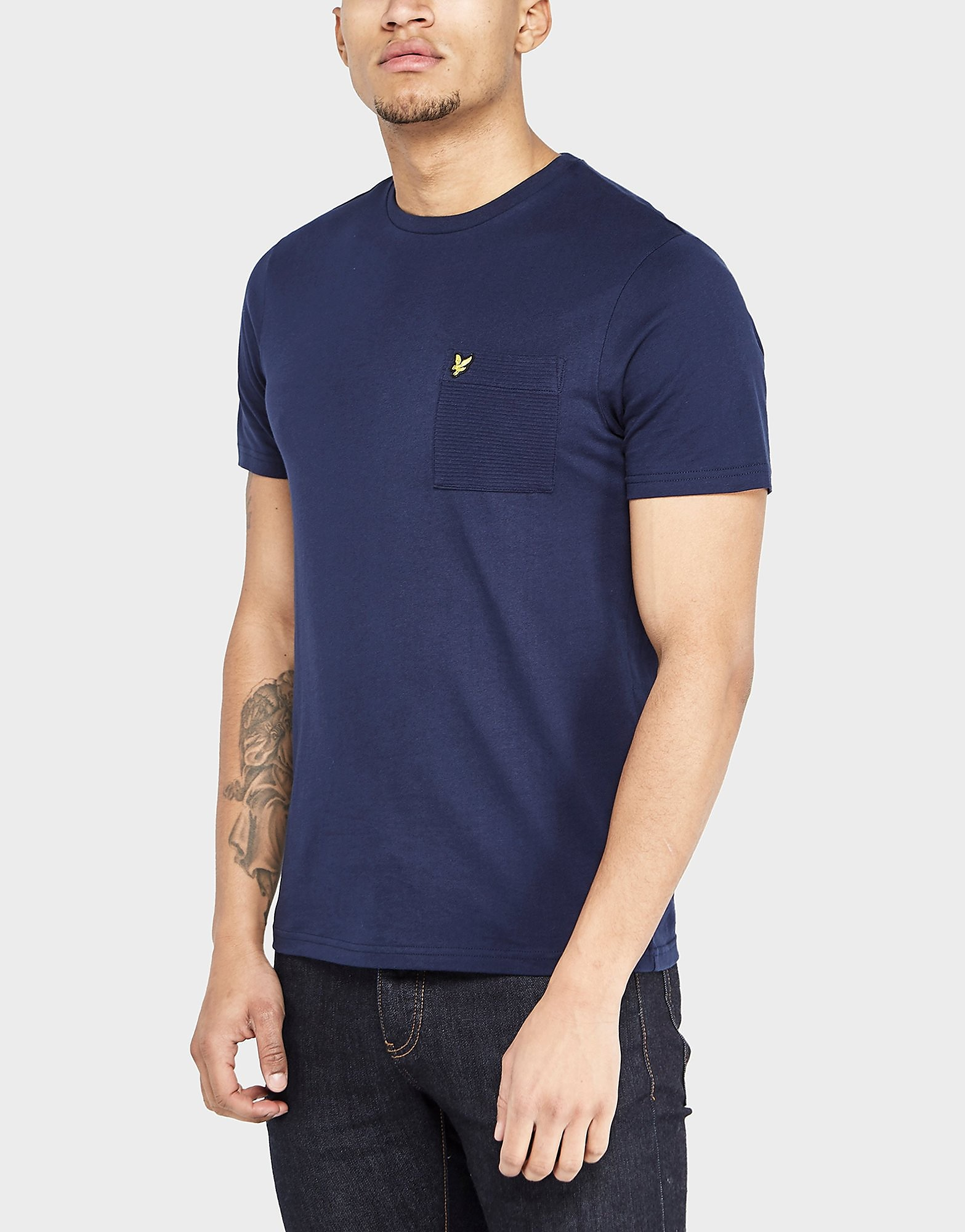 Lyle & Scott Ottoman Pocket Pocket T-shirt