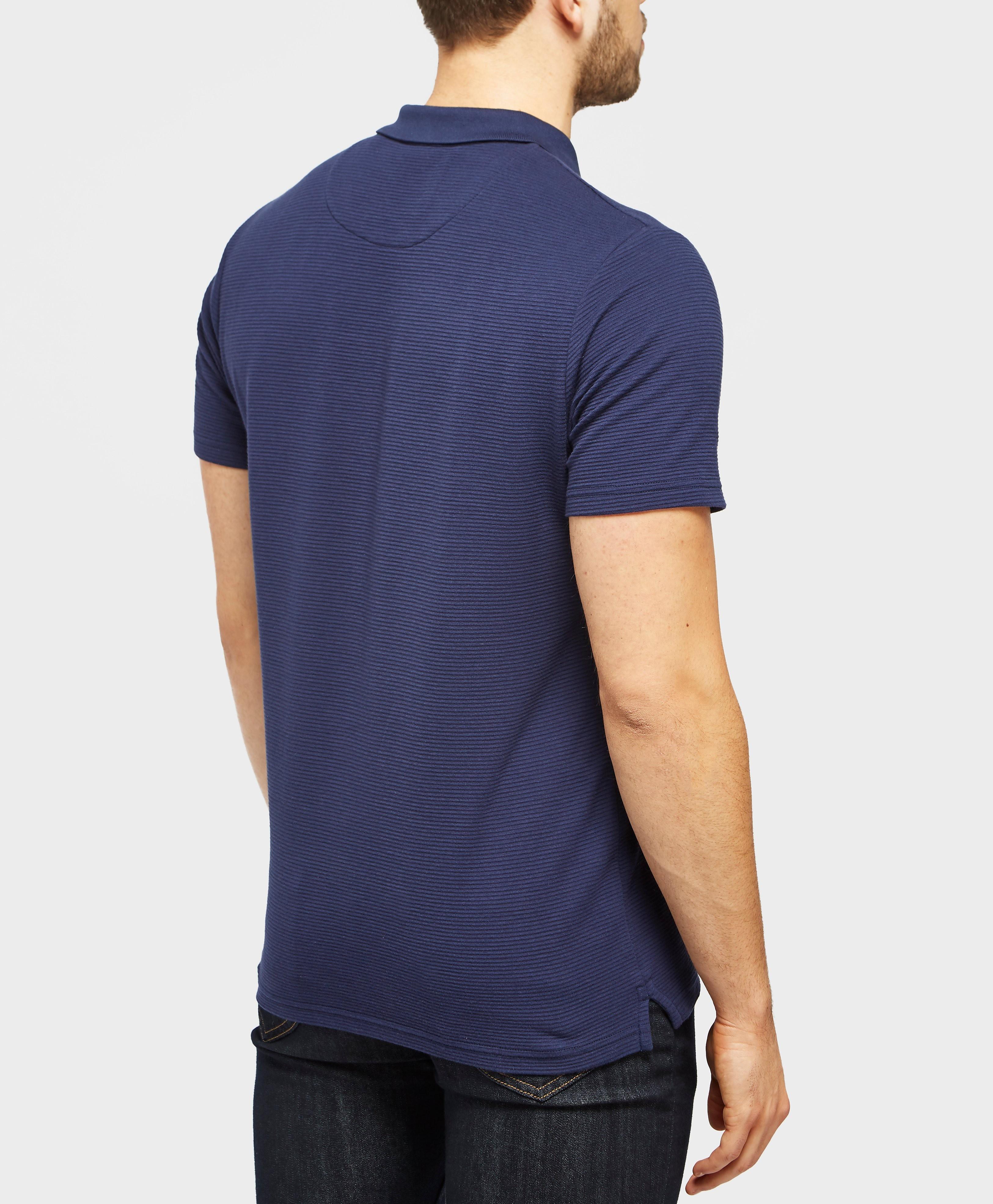 Lyle & Scott Ottoman Stitch Polo Shirt