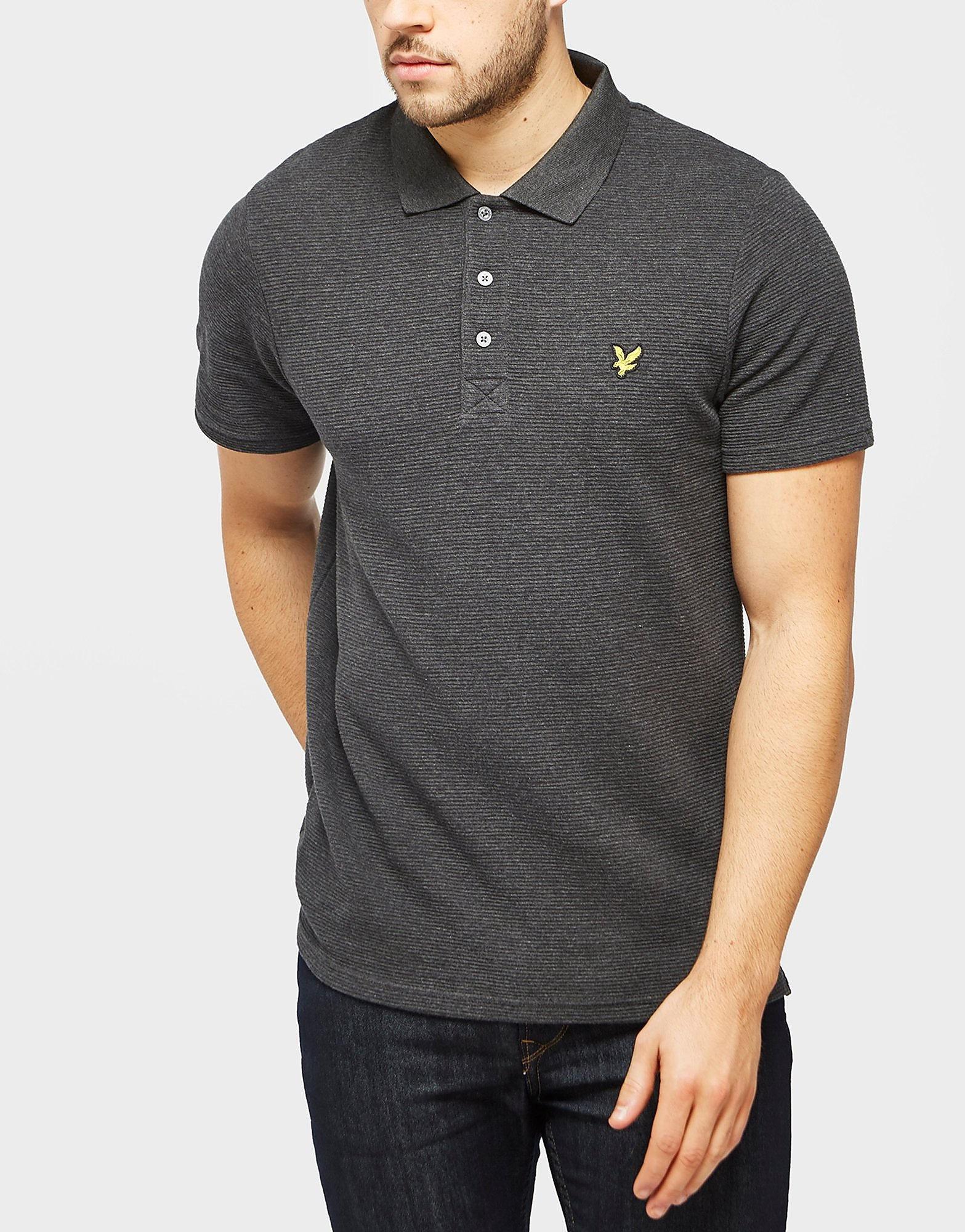 Lyle & Scott Ottoman Stitch Polo Shirt