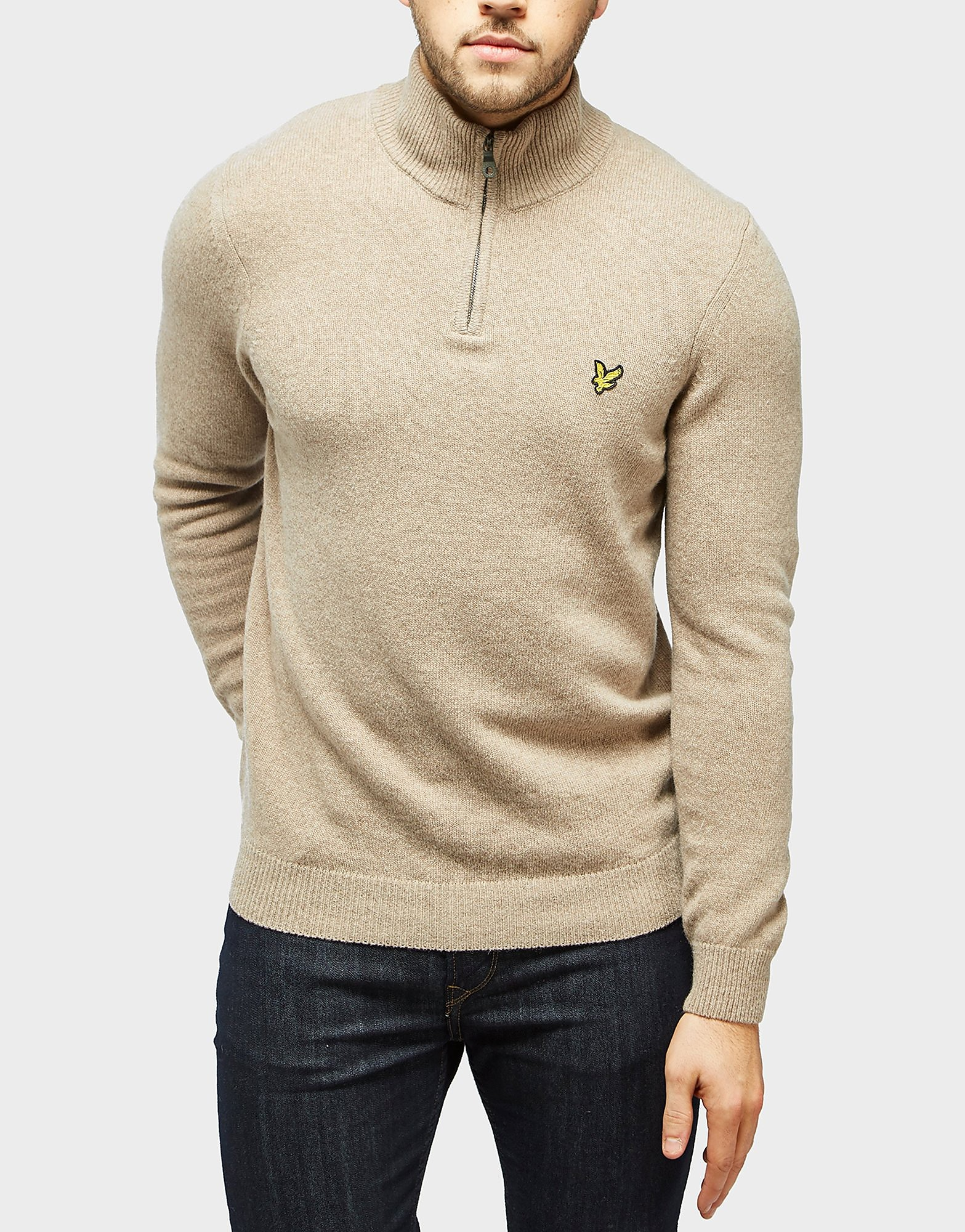 Lyle & Scott Lambswool Knit