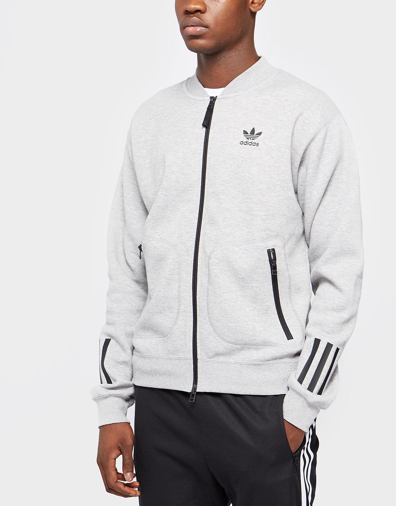adidas Originals Superstar Track Jacket  Grey Grey