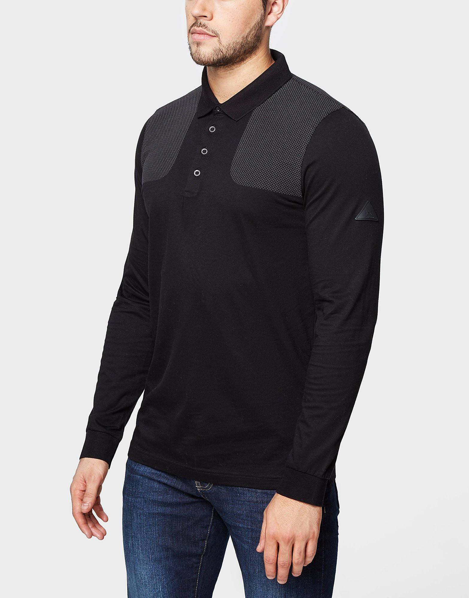 One True Saxon Frost Long-Sleeve Polo Shirt - Exclusive