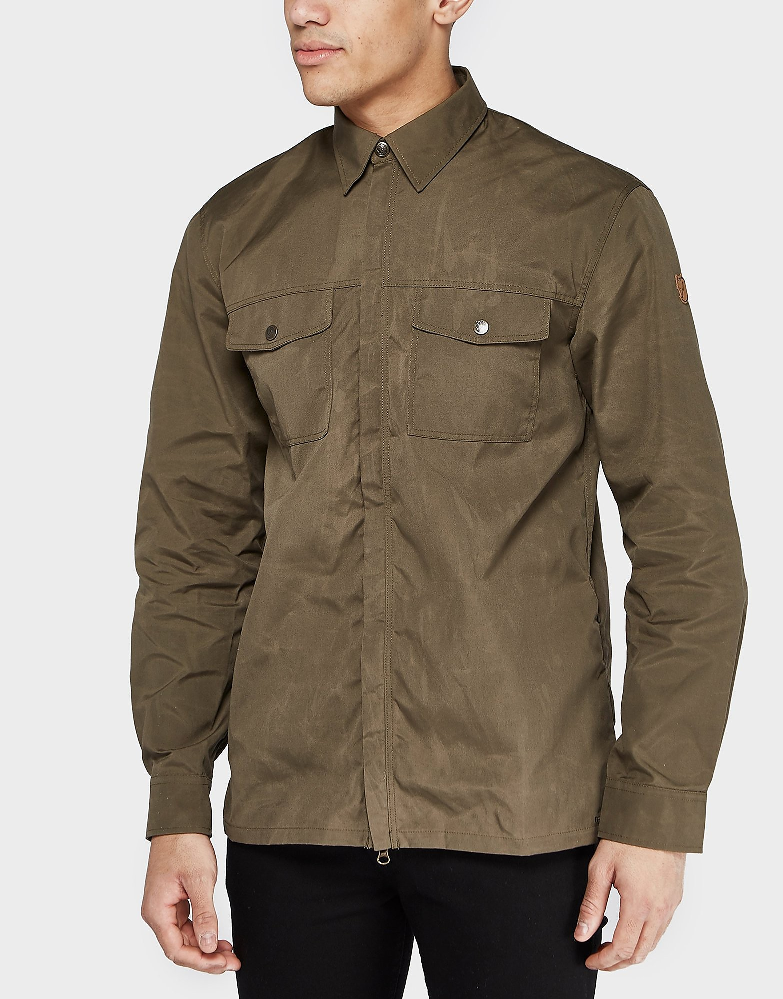 Fjallraven G1000 Long Sleeve Overshirt