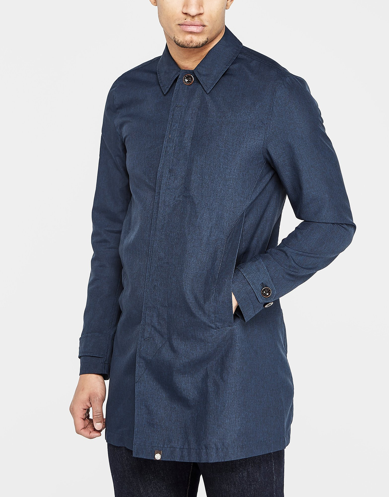 Pretty Green Warwick Lightweight Trench Coat