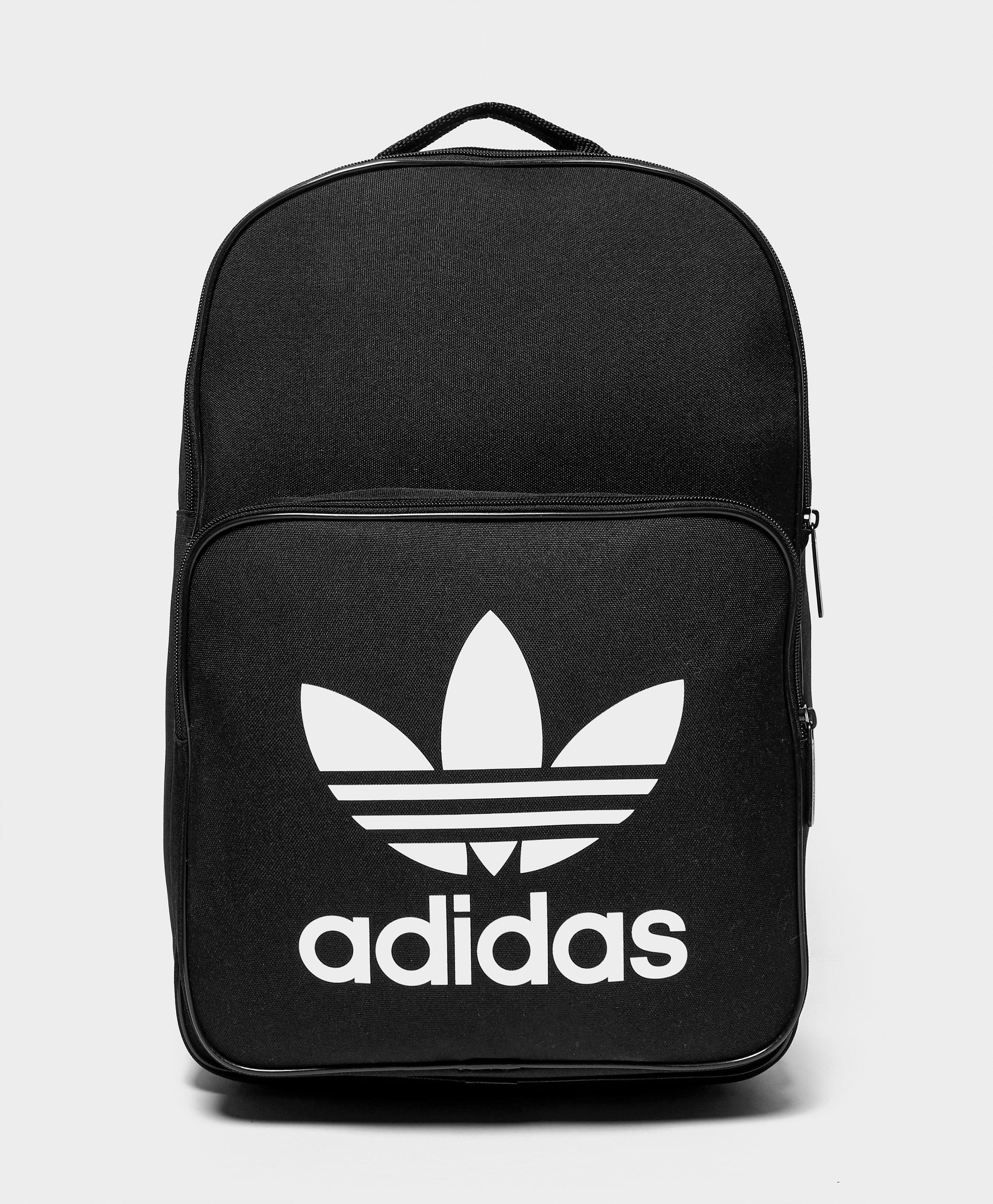 eaf89ac51d adidas Originals Classic Trefoil Backpack - Black