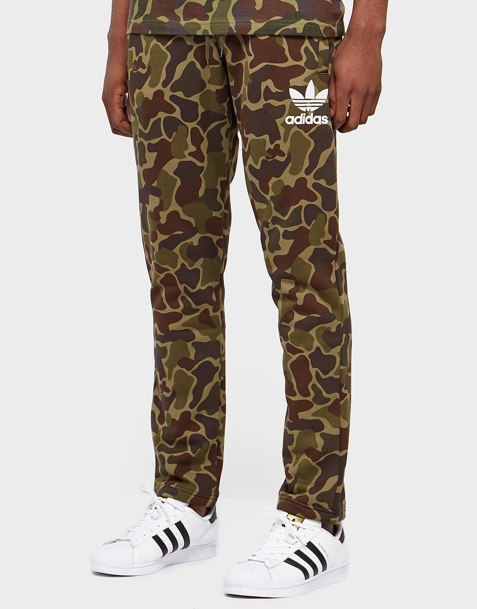 adidas Originals Camo Track Pants