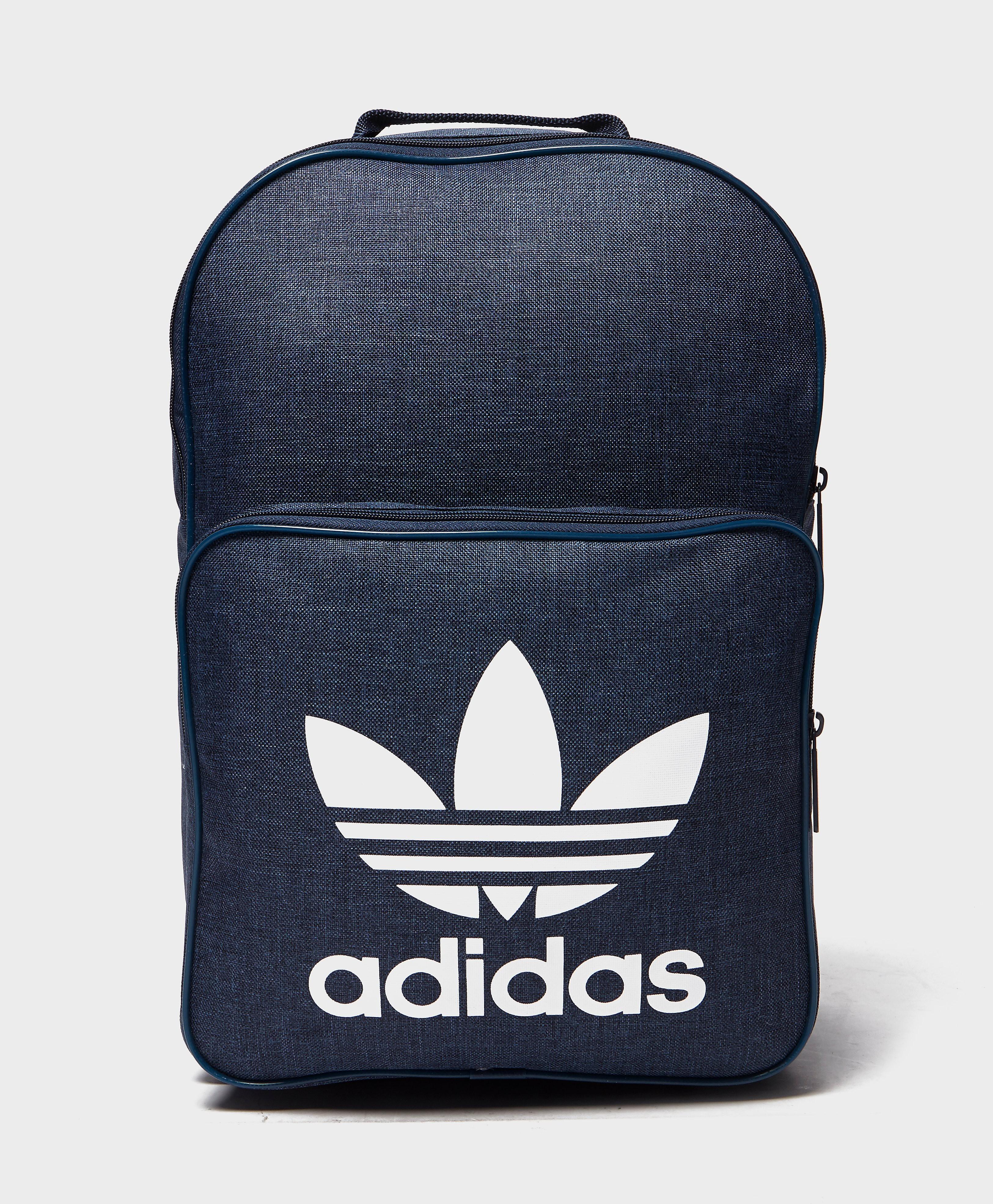 adidas Originals Classic Backpack  Navy Navy
