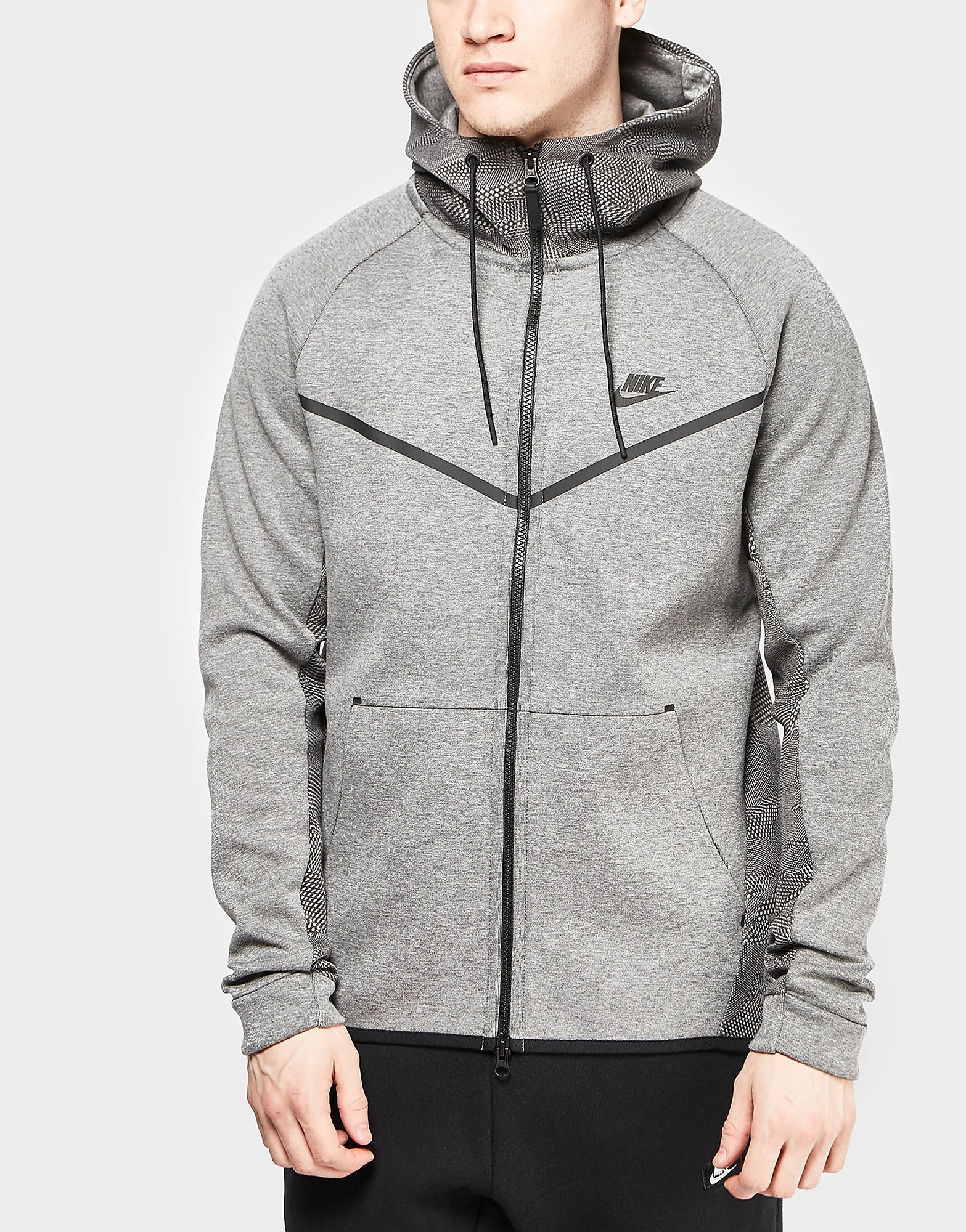 Nike Tech Fleece All-Over-Print Hoody