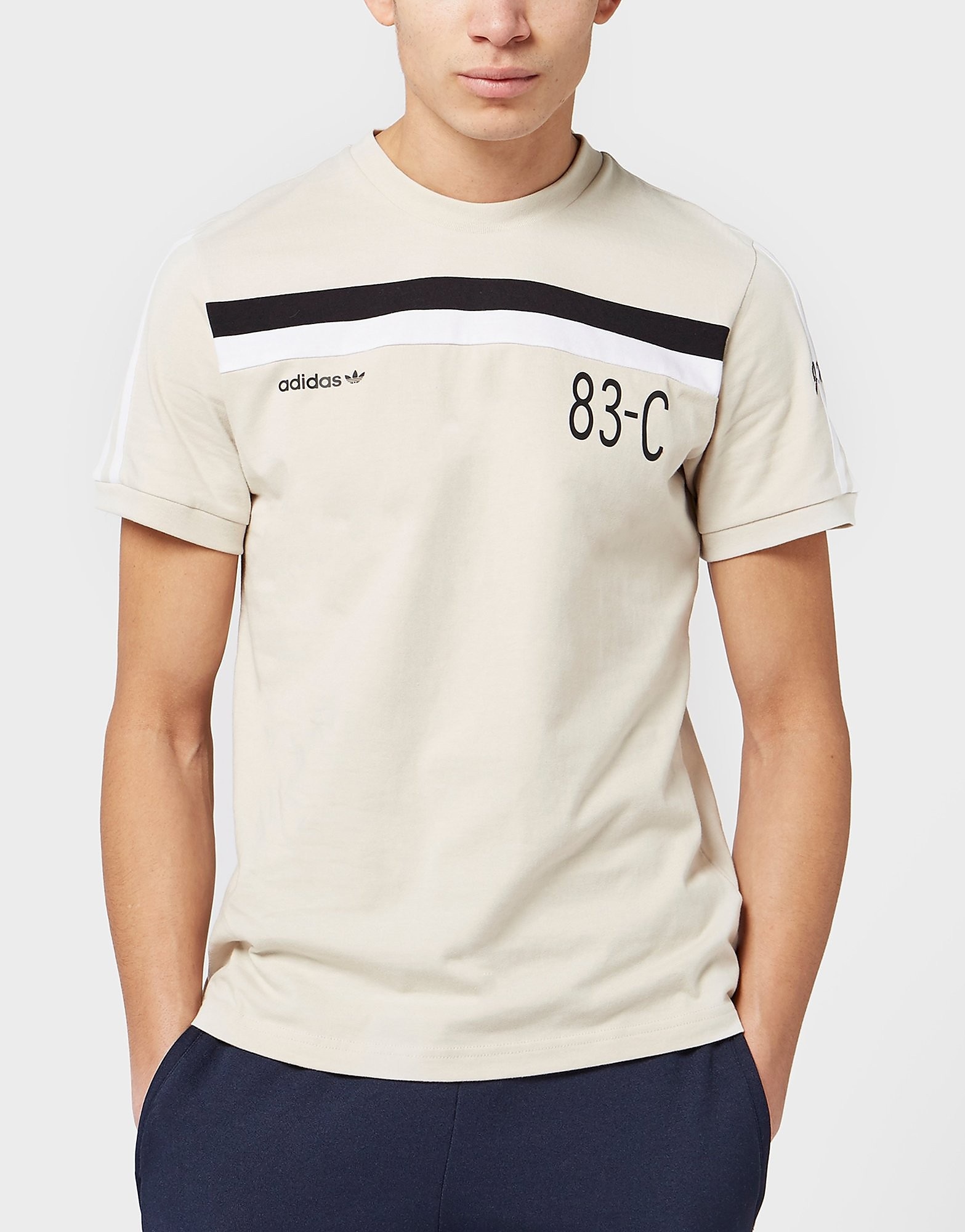 adidas Originals 83-C Crew Short Sleeve T-Shirt