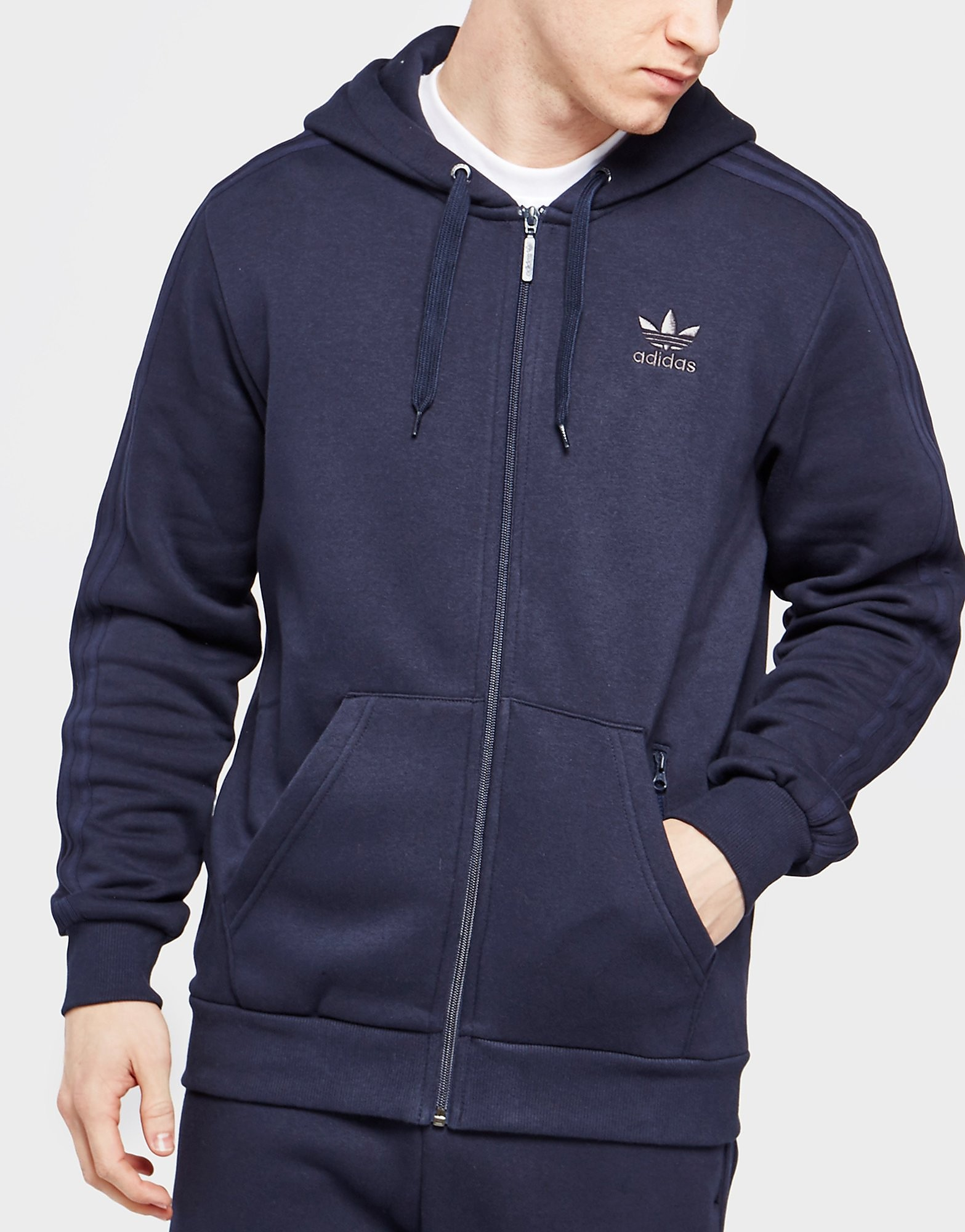 adidas Originals Superstar Full Zip Hoody