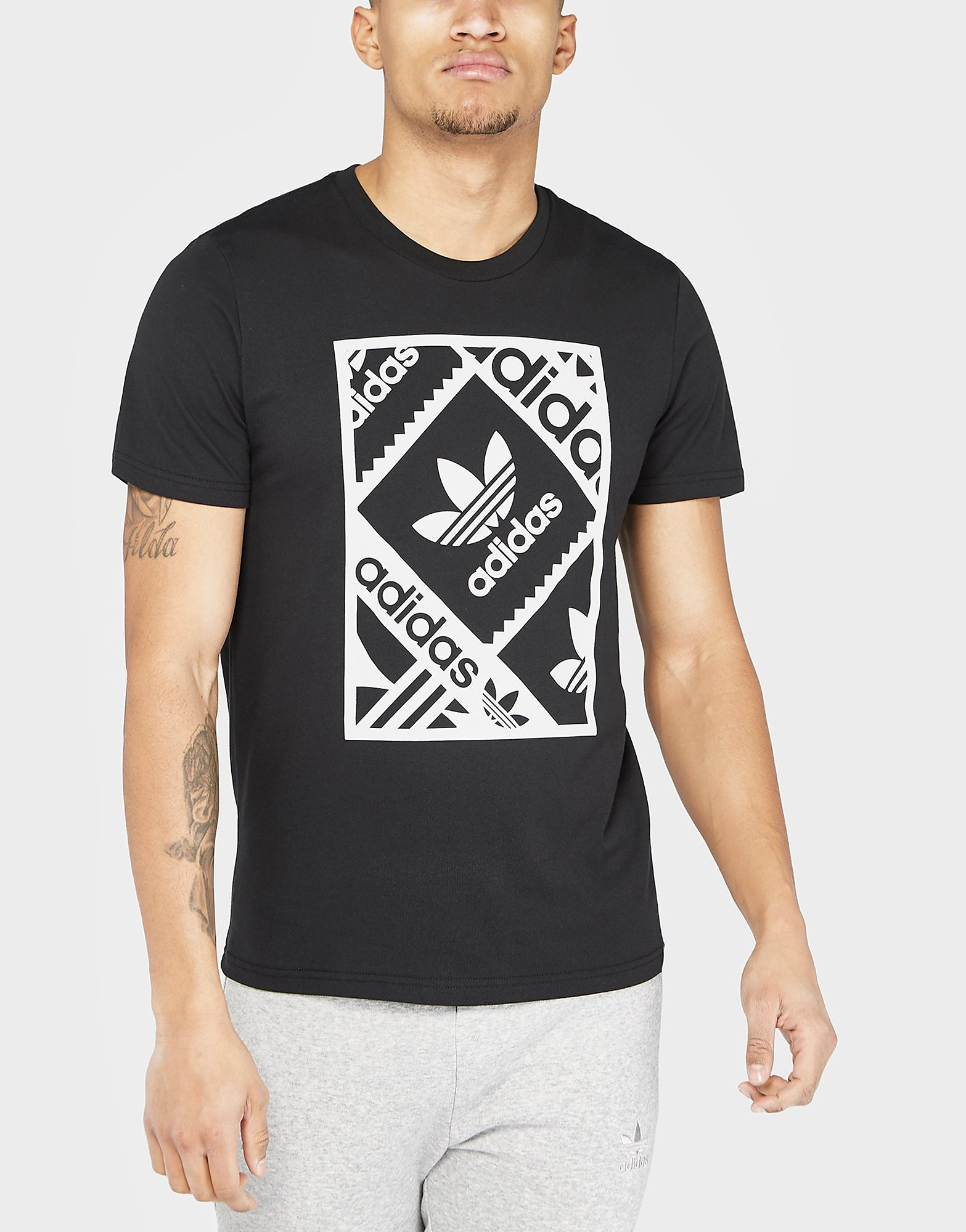 adidas Originals AS Logo T-Shirt
