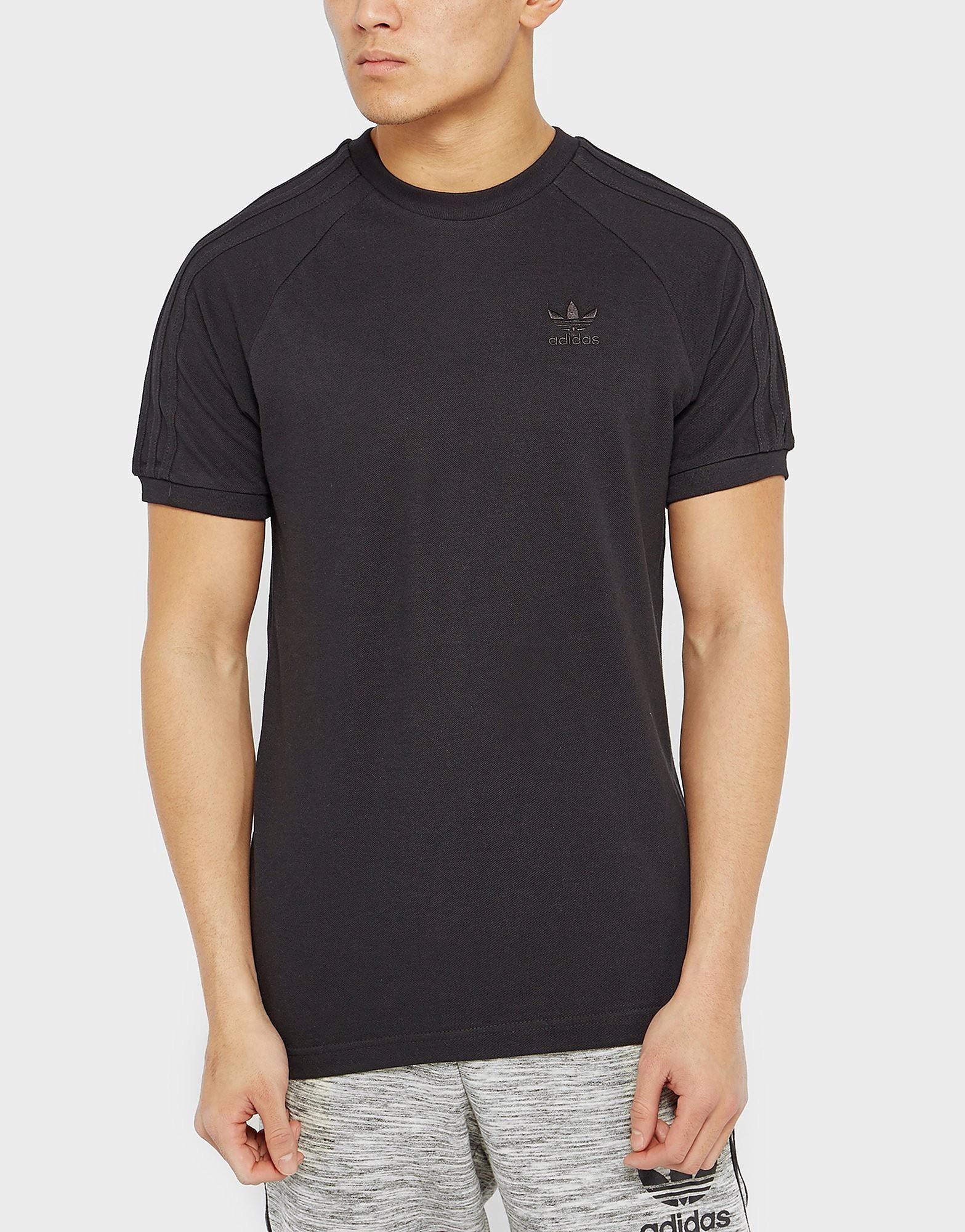 adidas Originals Crew Pique Short Sleeve T-Shirt