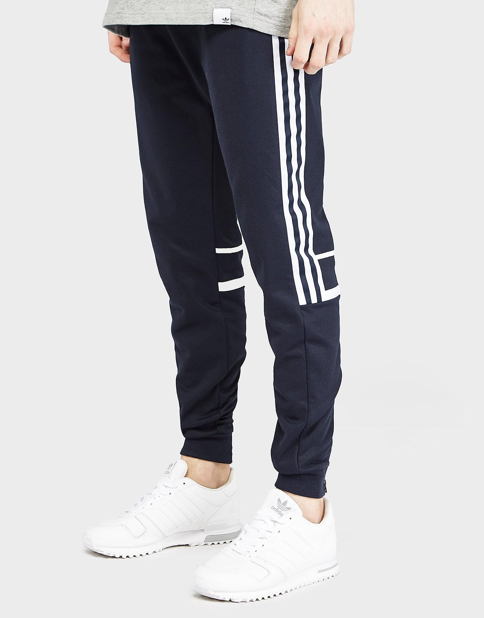 adidas Originals Challenger Track Pants  Navy Navy