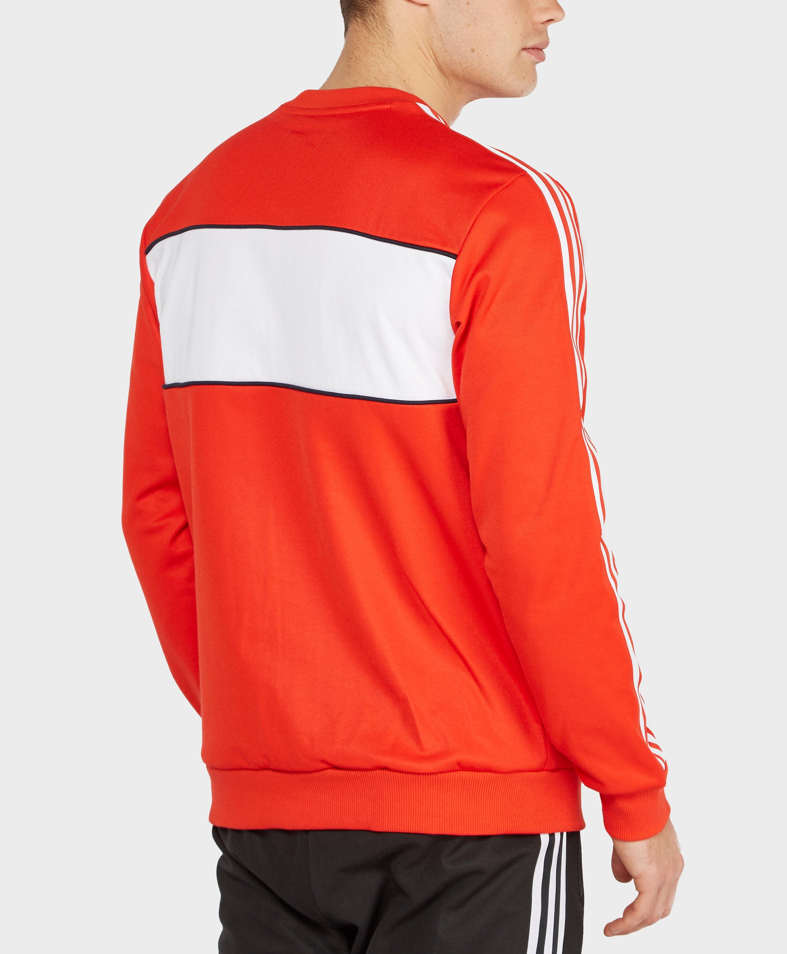 adidas Originals Block Crew Sweatshirt