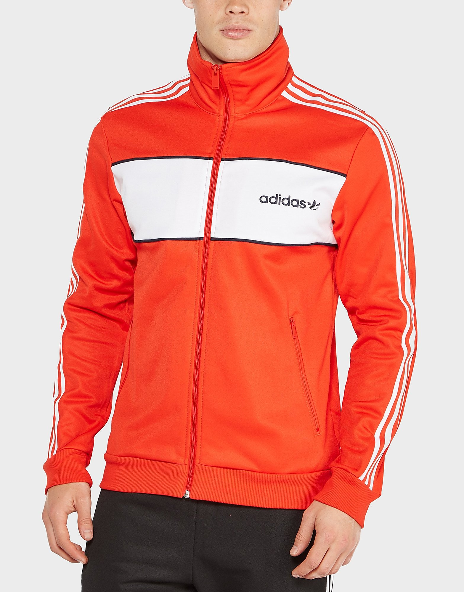 adidas Originals London Block Track Top
