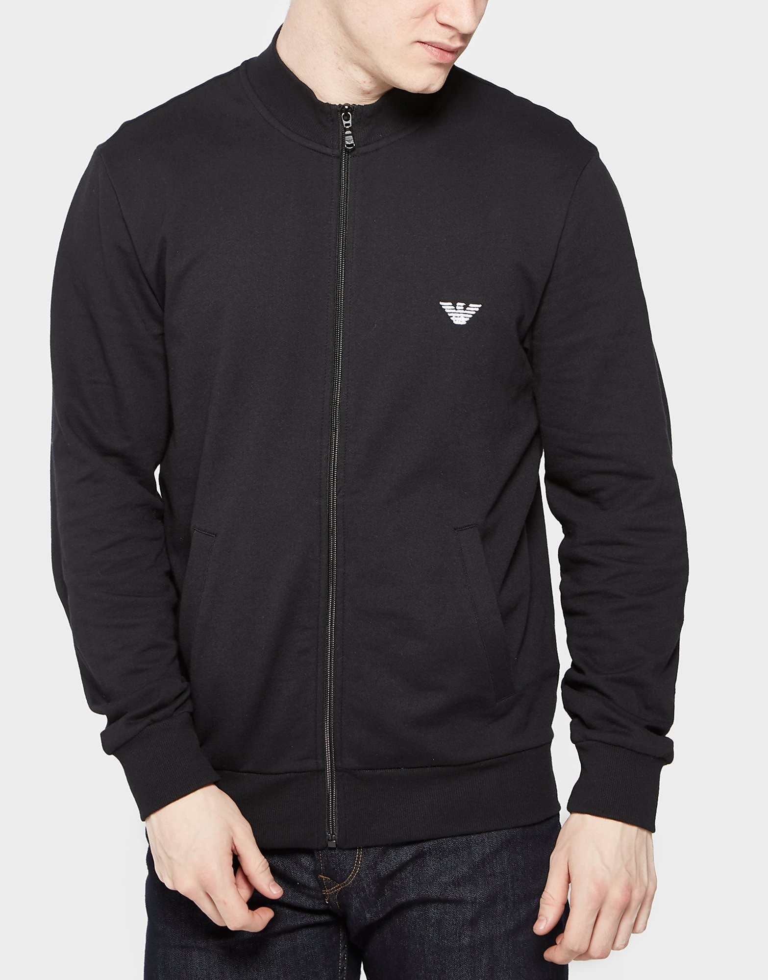 Emporio Armani Full Zip Track Top